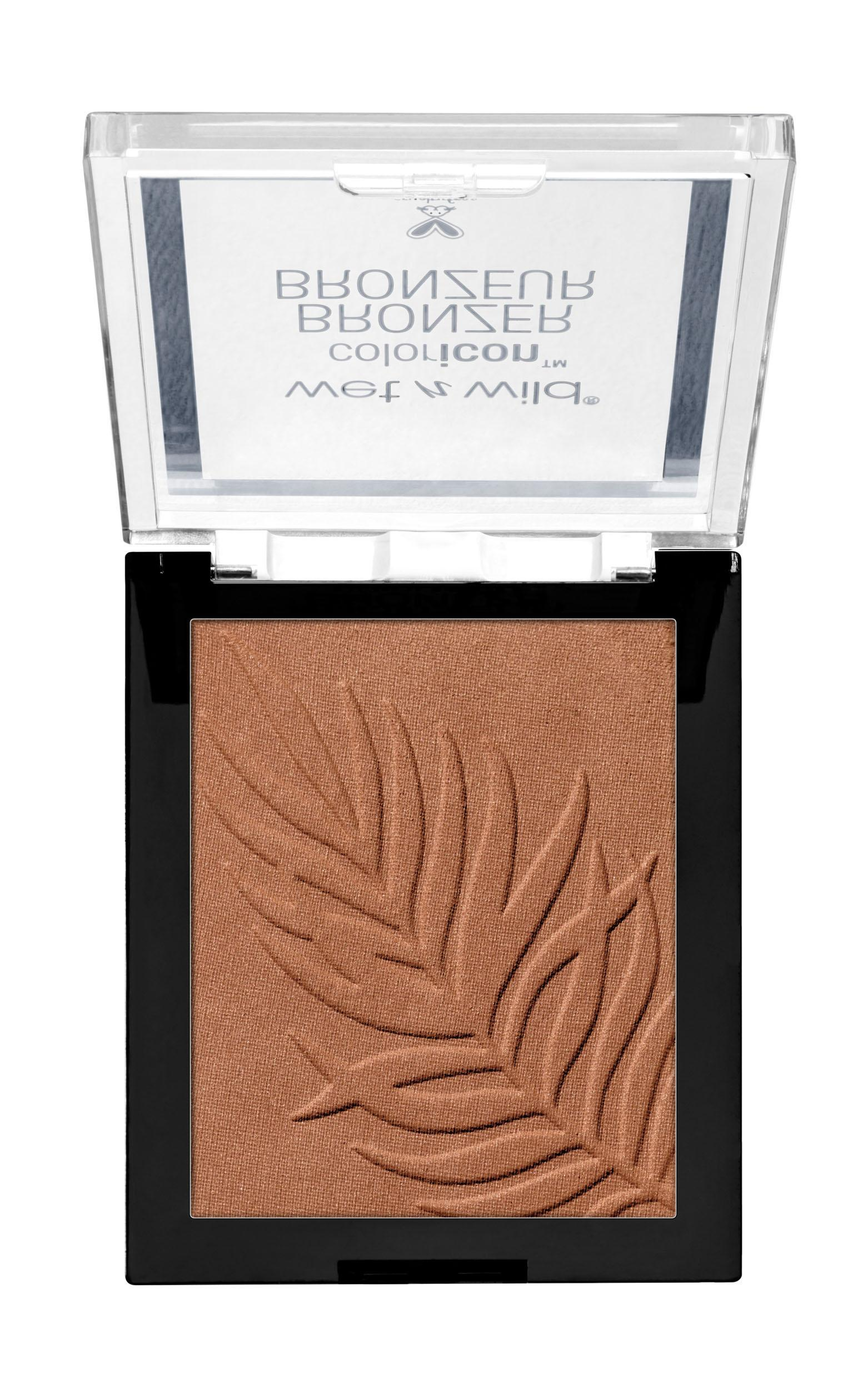 Wet N Wild - Color Icon Bronzer in What Shady Beaches , Tan, hi-res image number null