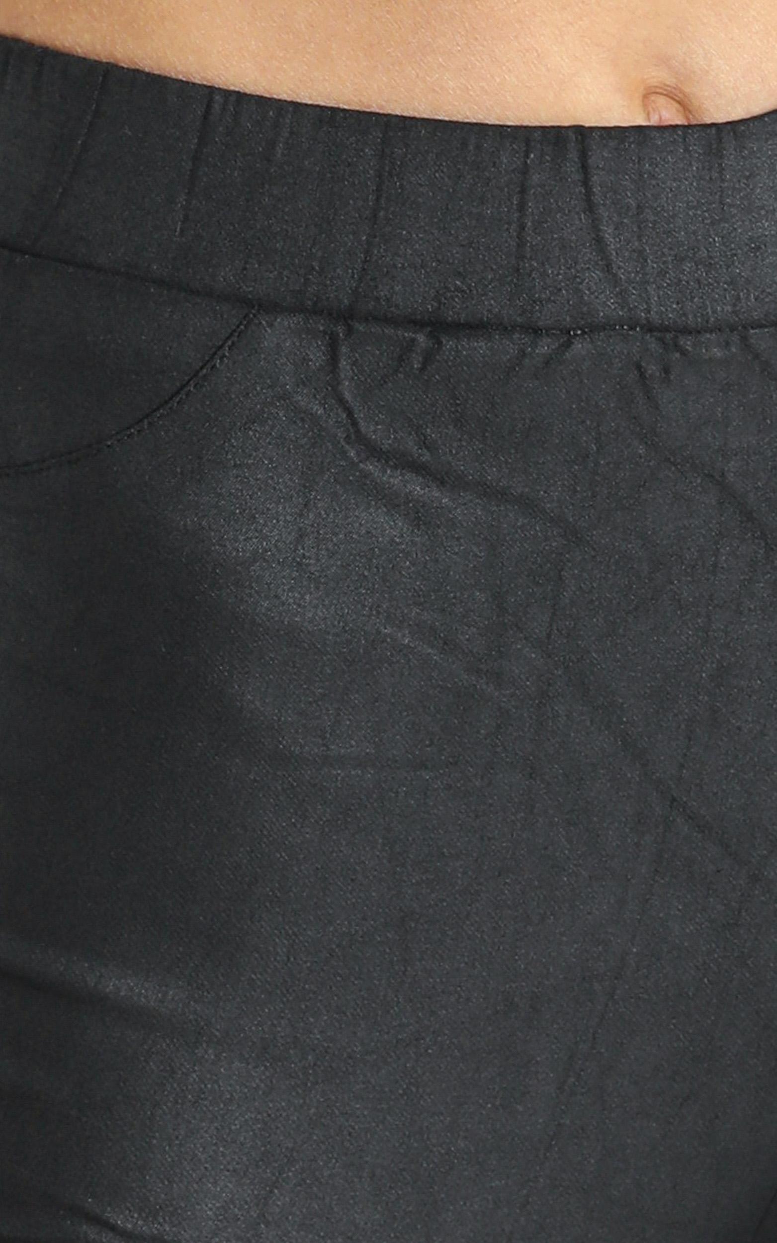 Keegan Pants in Black - 6 (XS), Black, hi-res image number null
