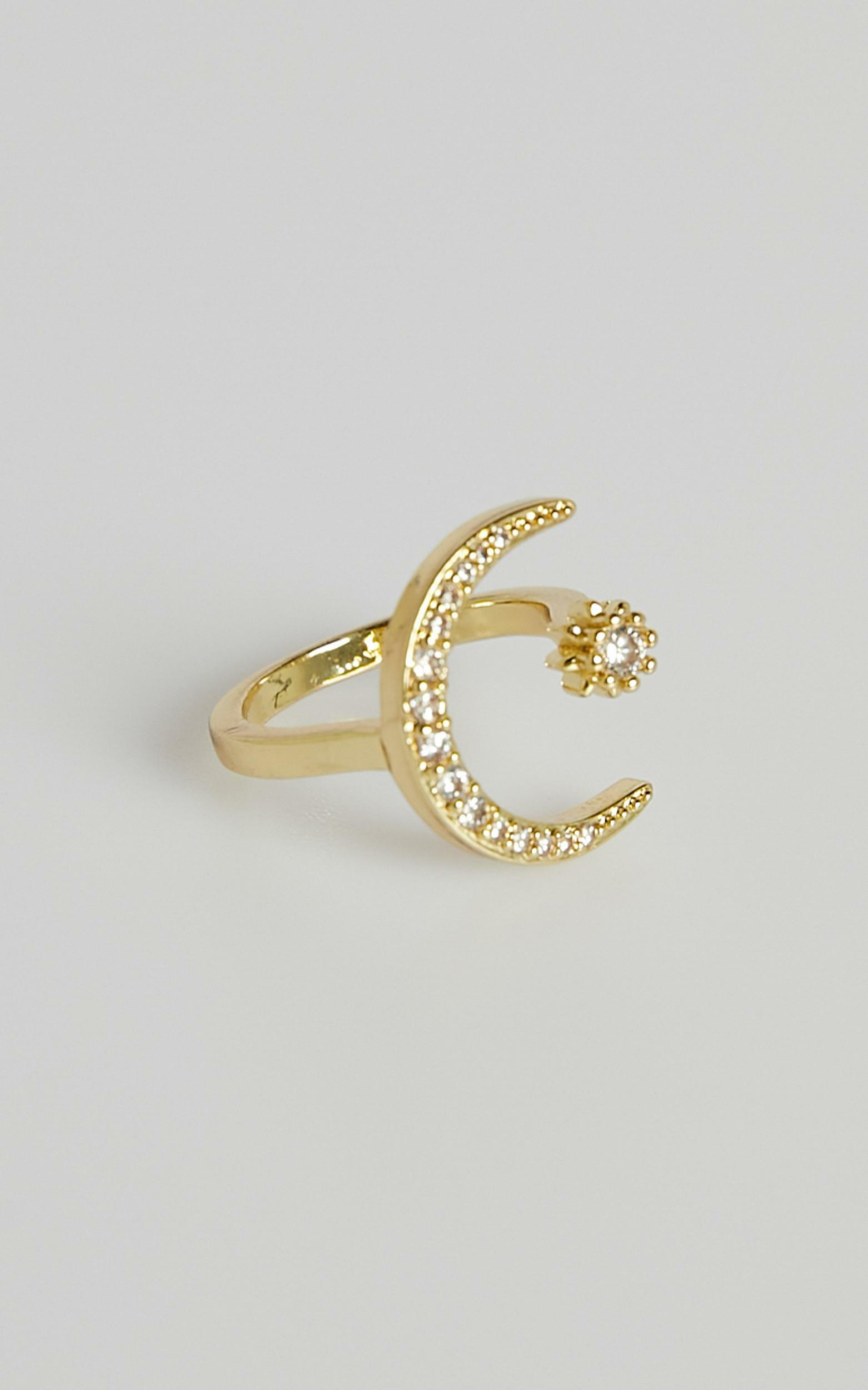 Anah Ring in Gold, , hi-res image number null
