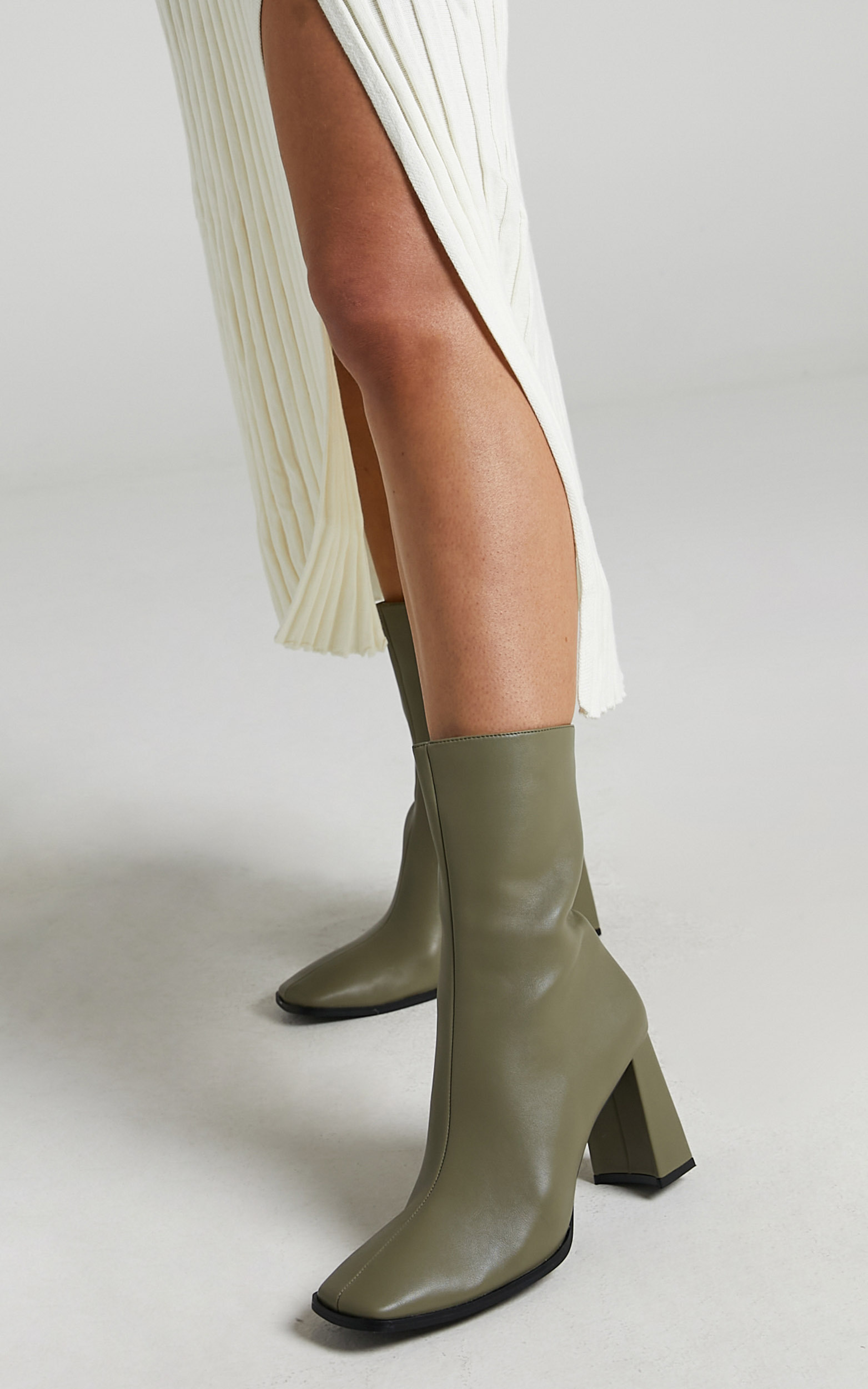 Billini - Orleans Boots in Army - 05, GRN2, hi-res image number null