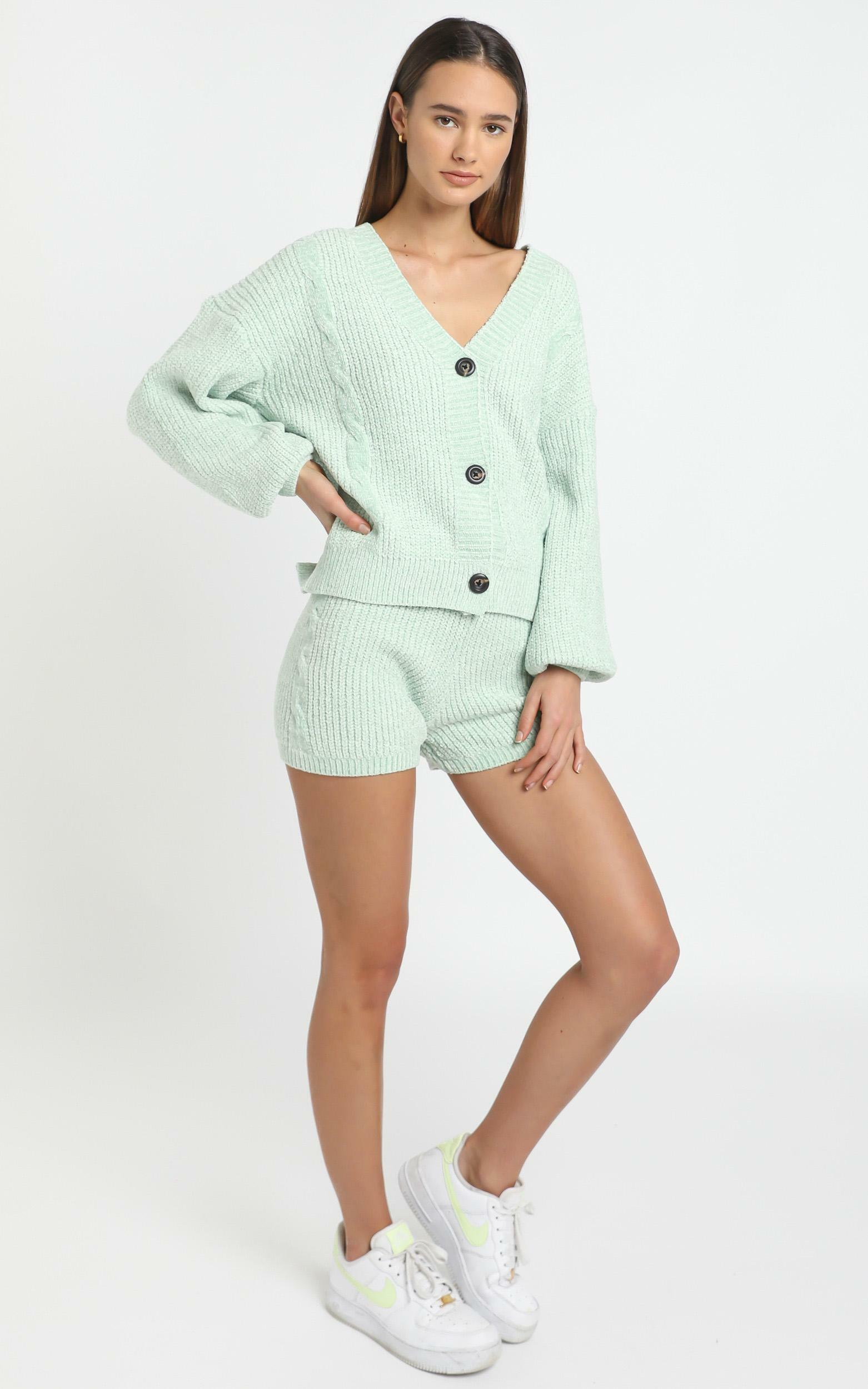 Zion Two Piece Set in Mint - 12 (L), GRN1, hi-res image number null
