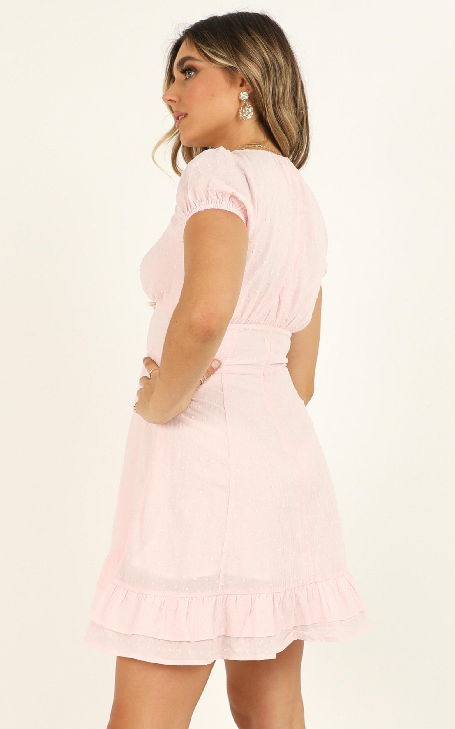 Not Now But Soon Dress in blush - 20 (XXXXL), Blush, hi-res image number null