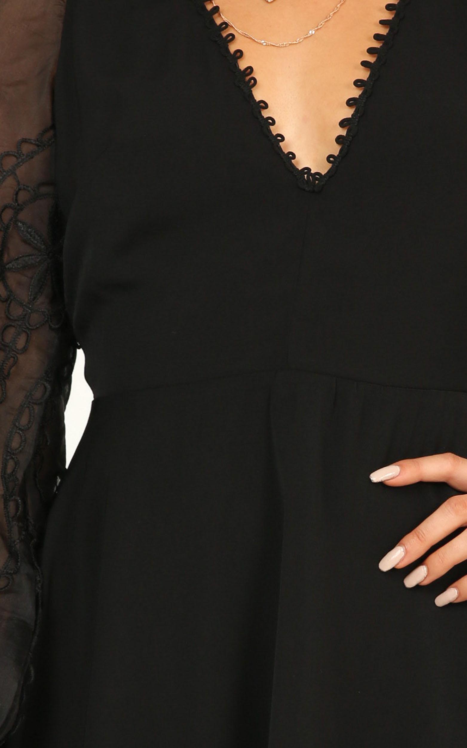 Love Like You dress in black - 12 (L), Black, hi-res image number null