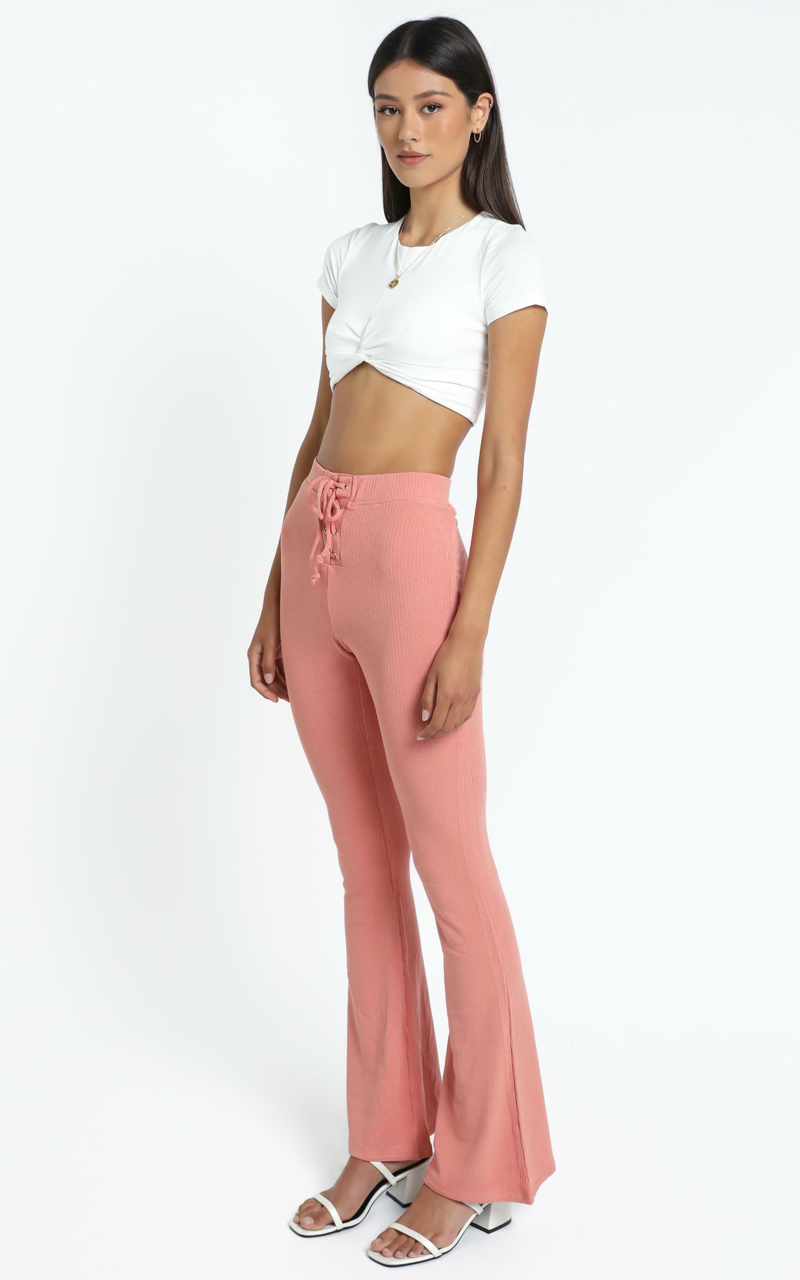 Terri Pants in Rose - 12 (L), Pink, hi-res image number null