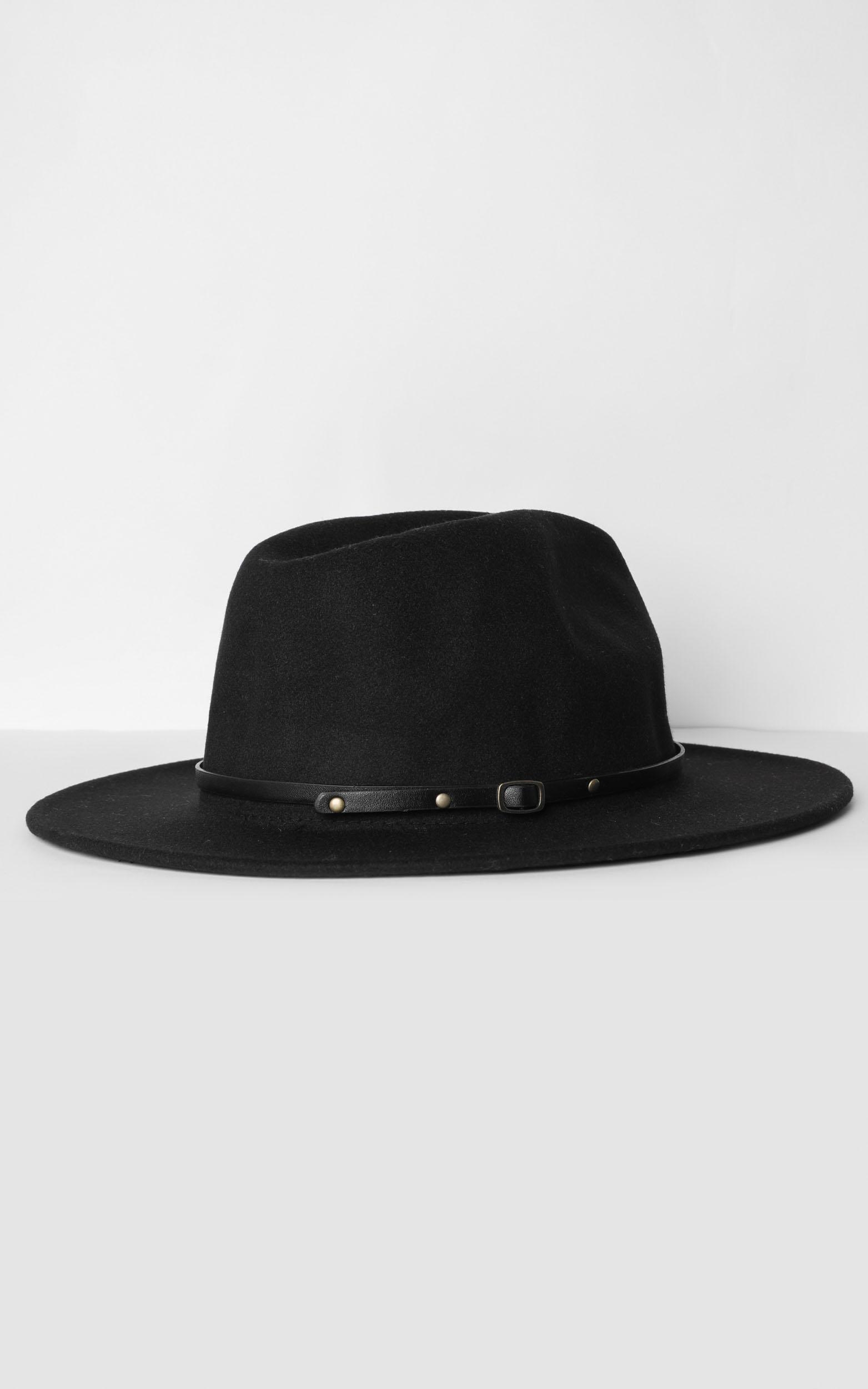 No Brainer Hat in Black, , hi-res image number null