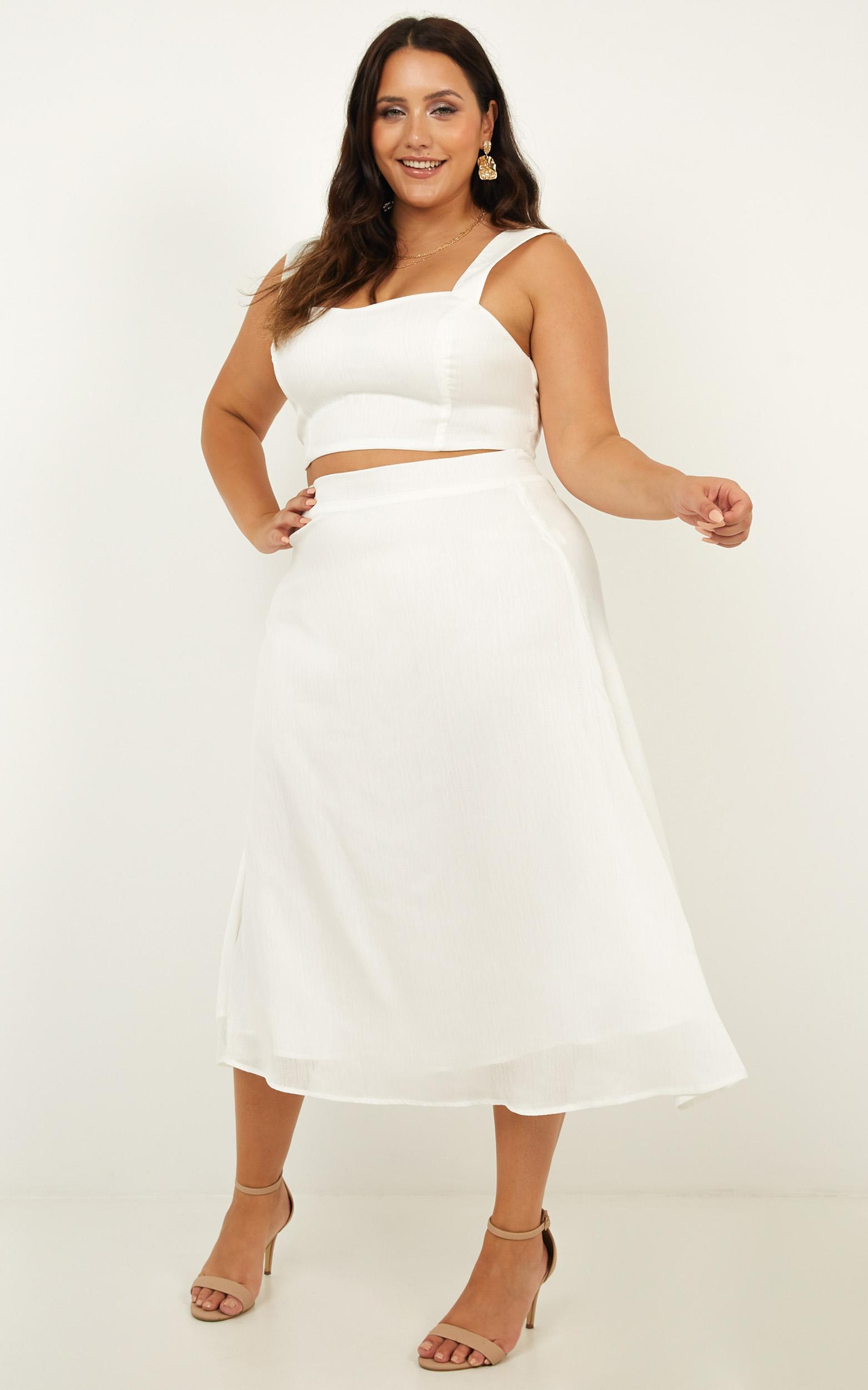 Primrose Two PIece Set in white - 16 (XXL), White, hi-res image number null