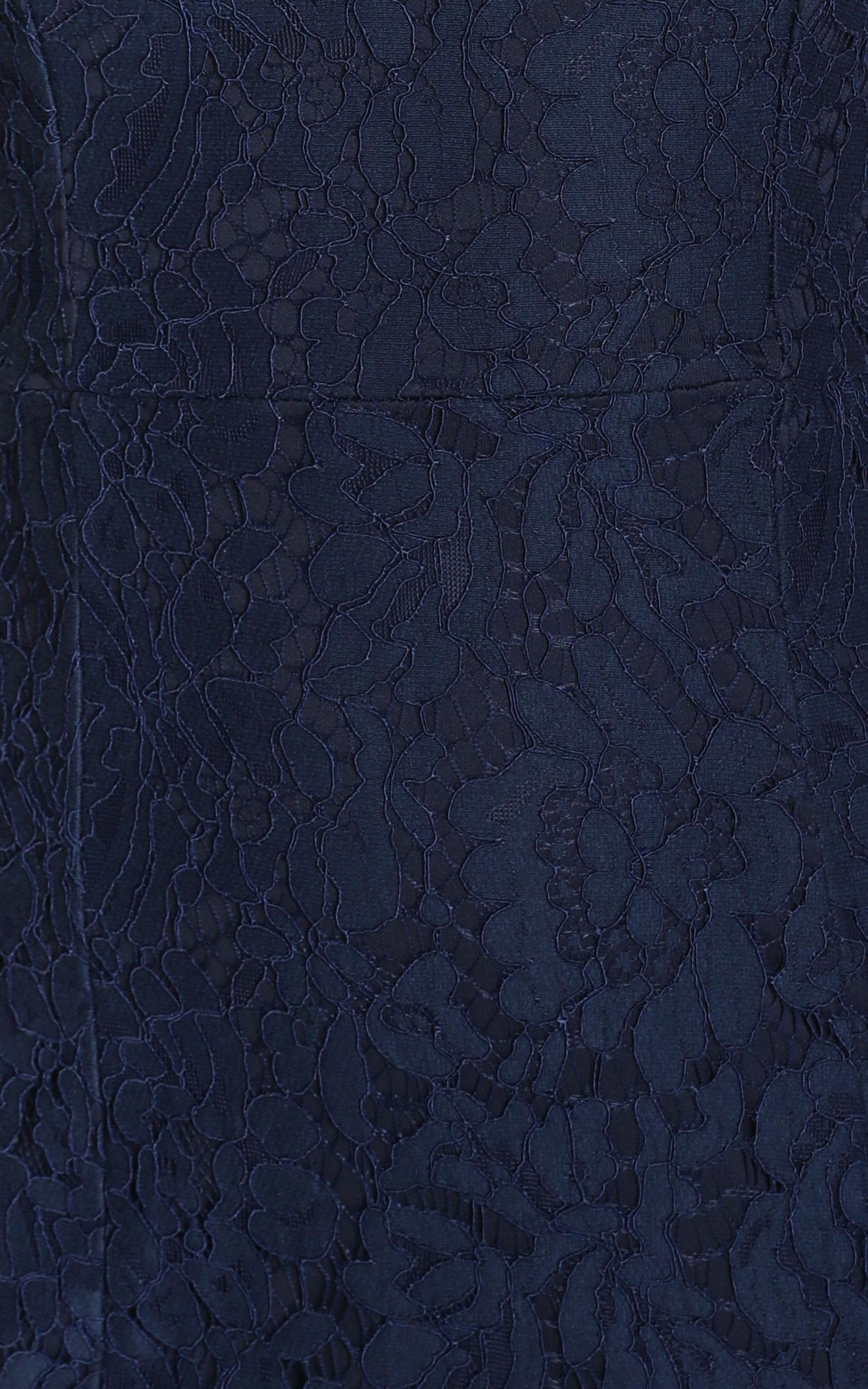 Always Extra Dress in navy - 20 (XXXXL), Navy, hi-res image number null