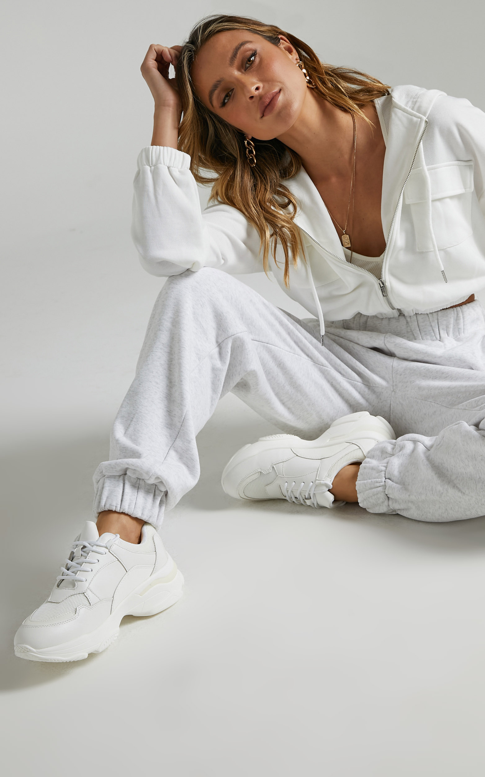 Billini - Stassi Sneakers in White - 05, WHT2, hi-res image number null