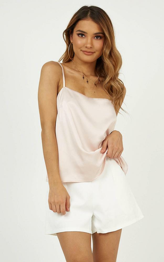 Sooner Or Later Top in Champagne - 6 (XS), NEU1, hi-res image number null