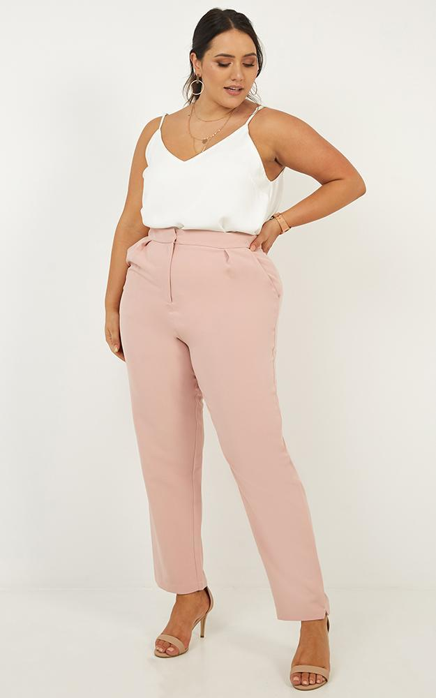 Personality Crisis Pants in blush - 20 (XXXXL), Blush, hi-res image number null