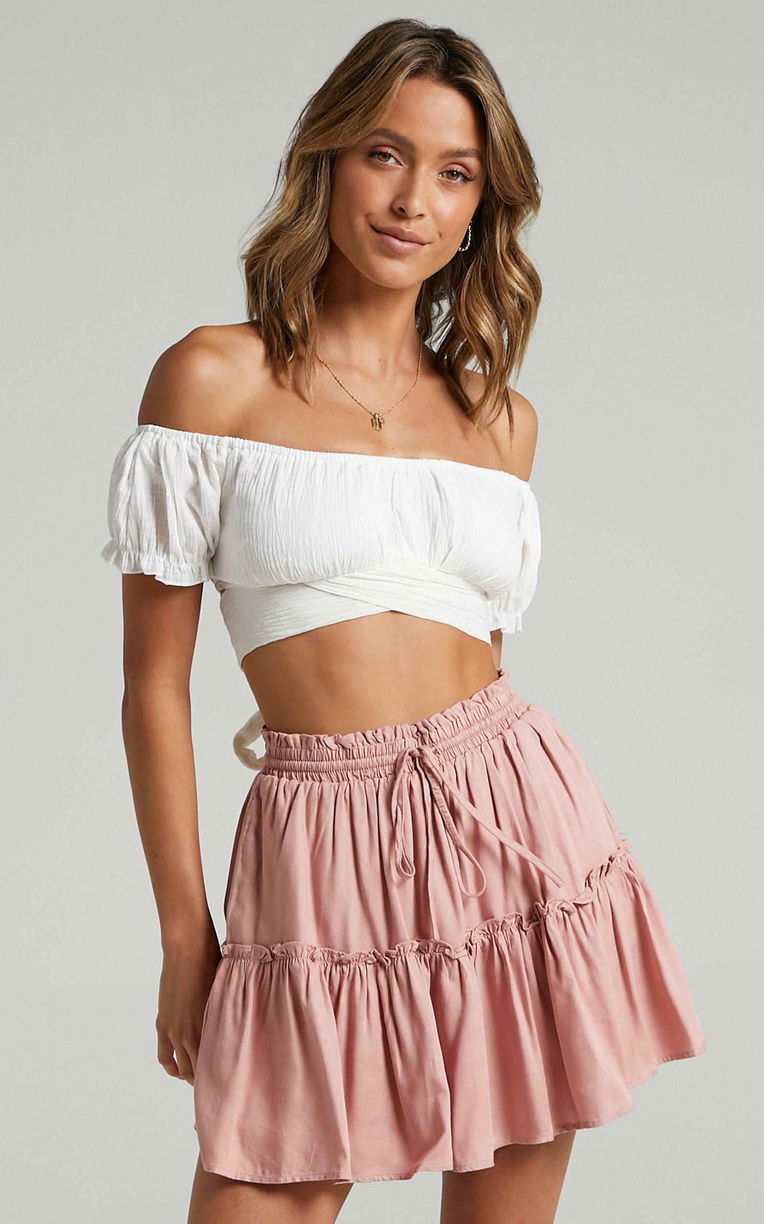 Final Promise Skirt in Blush - 14, PNK1, hi-res image number null