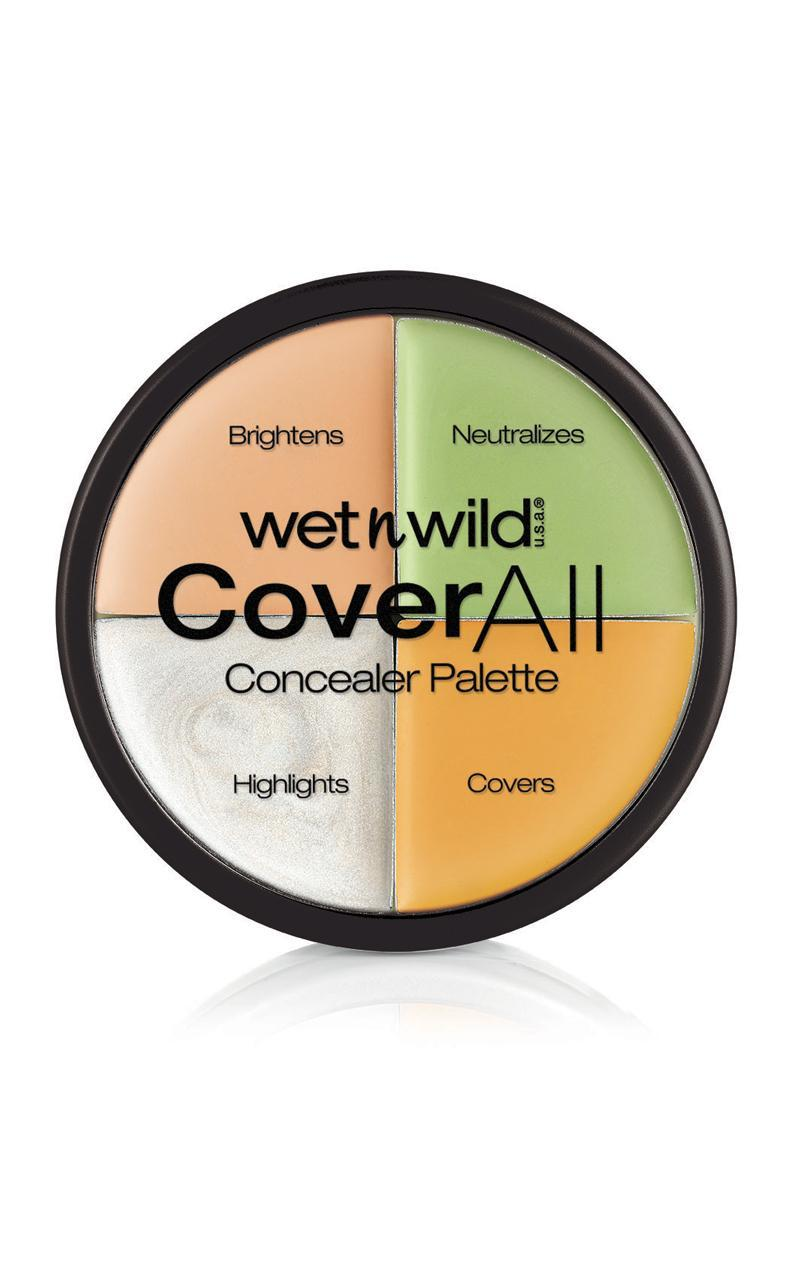 Wet N Wild - CoverAll Concealer Palette , , hi-res image number null
