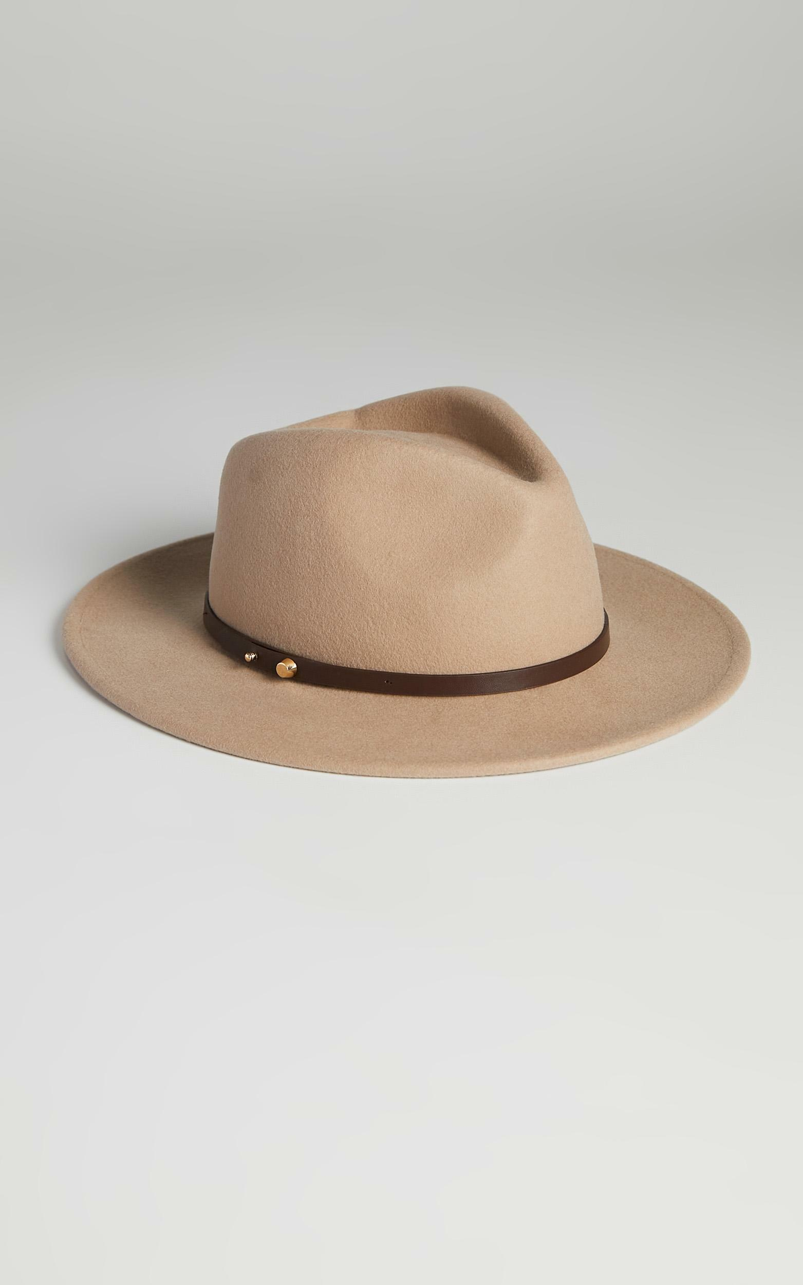 Ace of Something - Oslo Hat in Clay, Beige, hi-res image number null