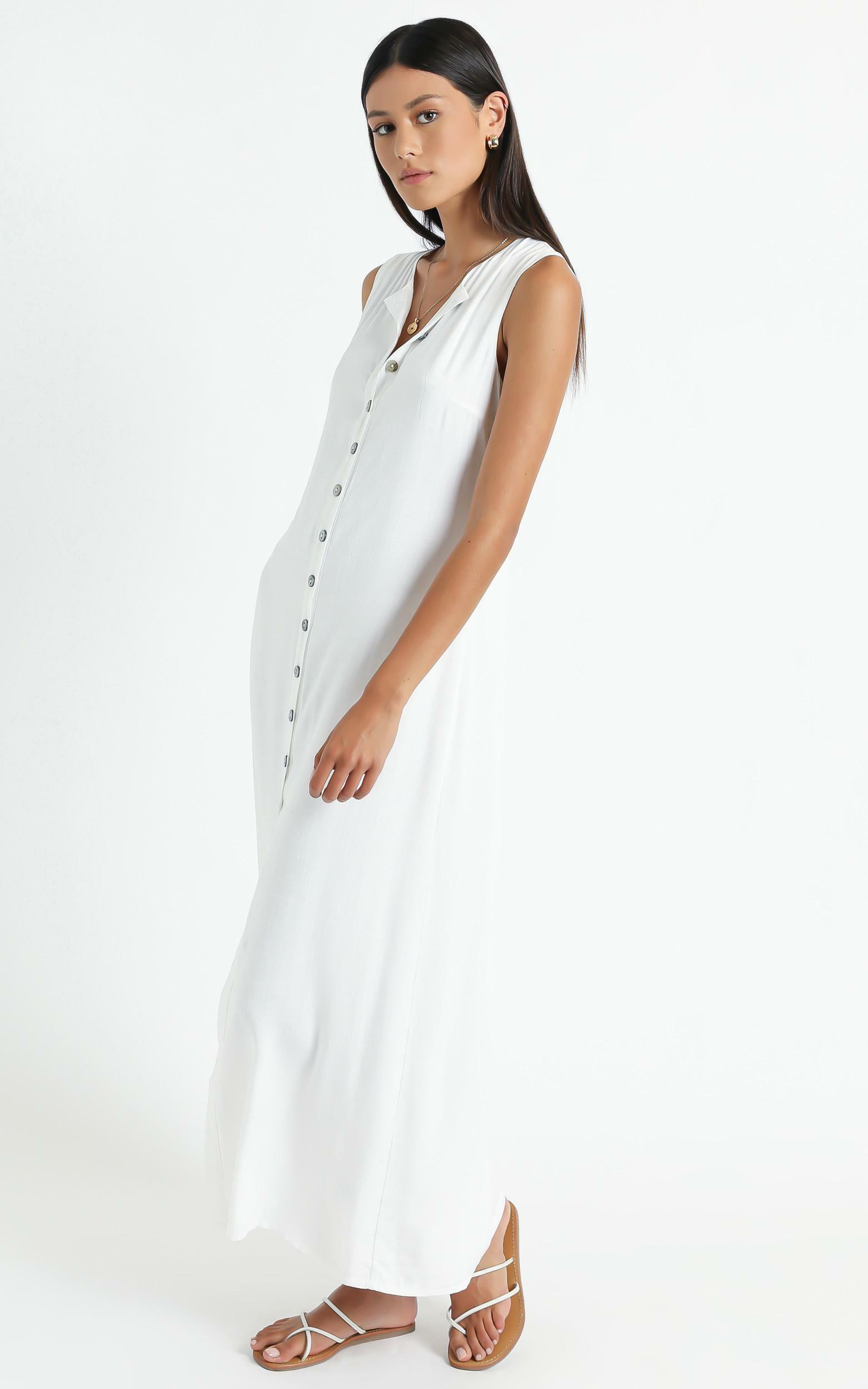 Izmir Midi dress in White - 6 (XS), White, hi-res image number null