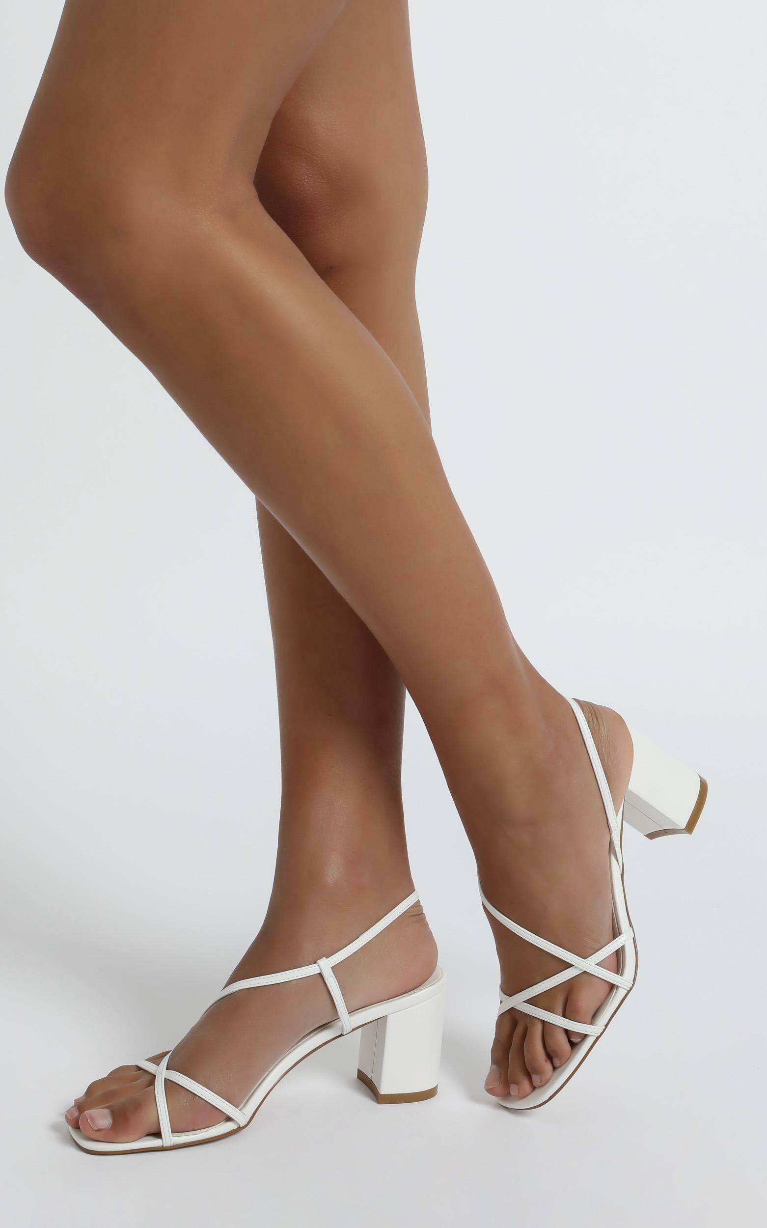 Billini - Yarra Heels in White - 5, WHT1, hi-res image number null