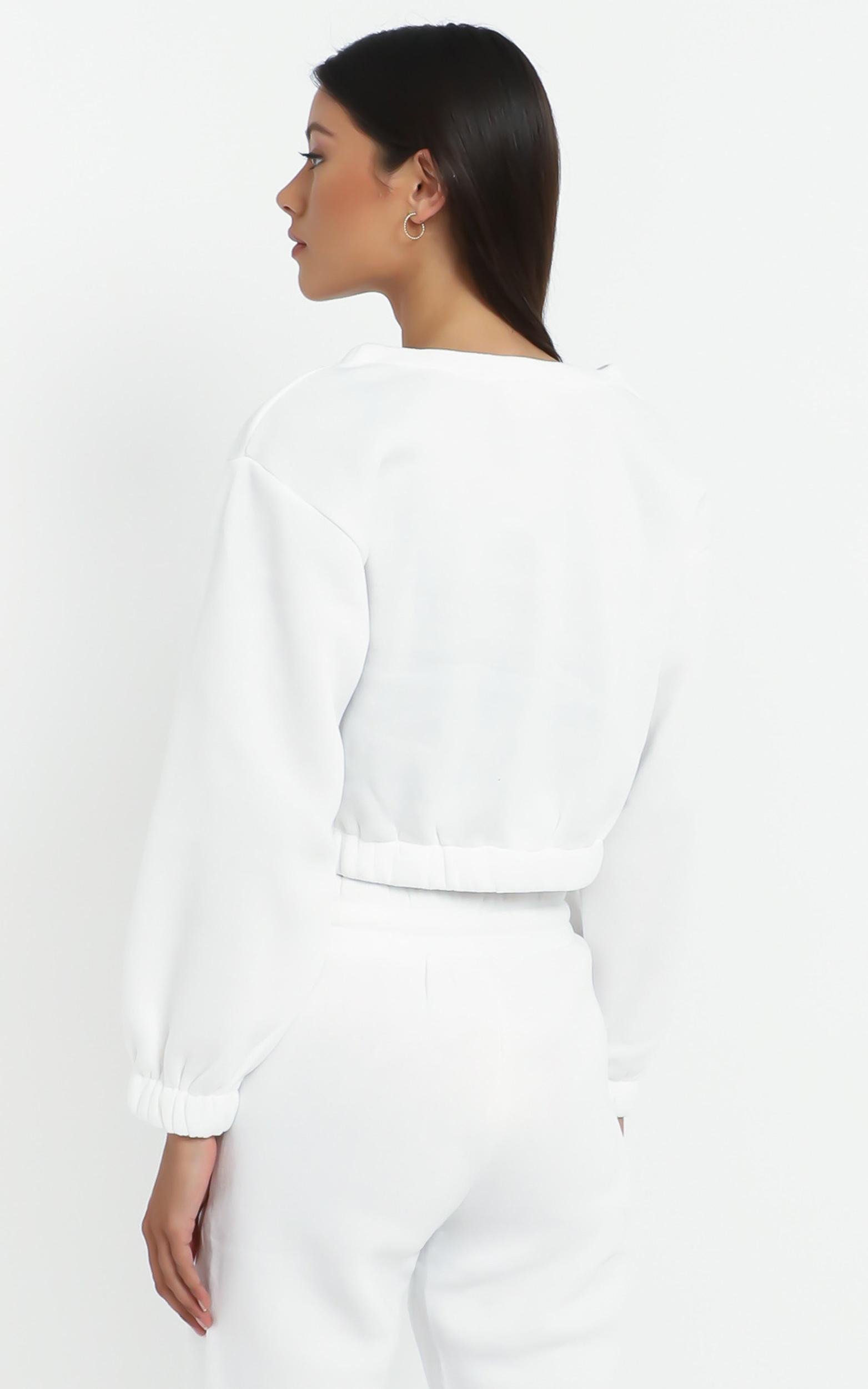 Zaylee Sweater in White - 16 (XXL), White, hi-res image number null