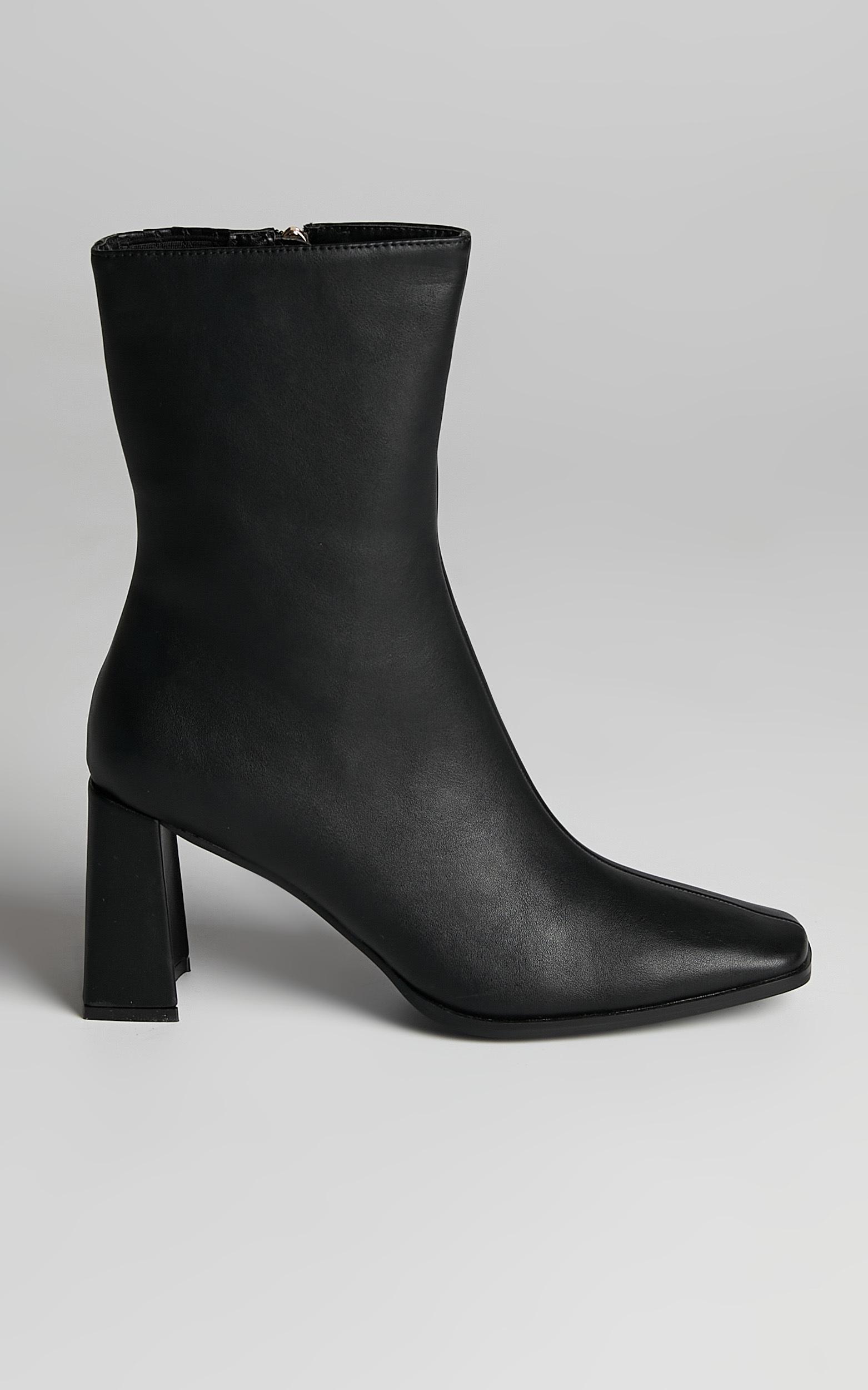 Billini - Orleans Boots in Black - 05, BLK1, hi-res image number null
