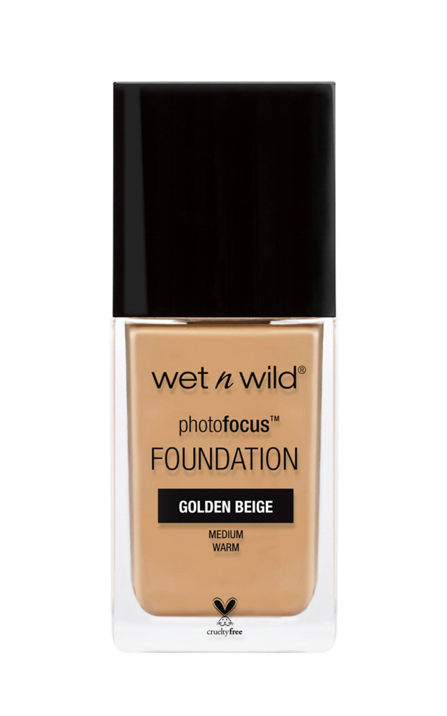 Wet N Wild - Photo Focus Foundation in Golden Beige , , hi-res image number null