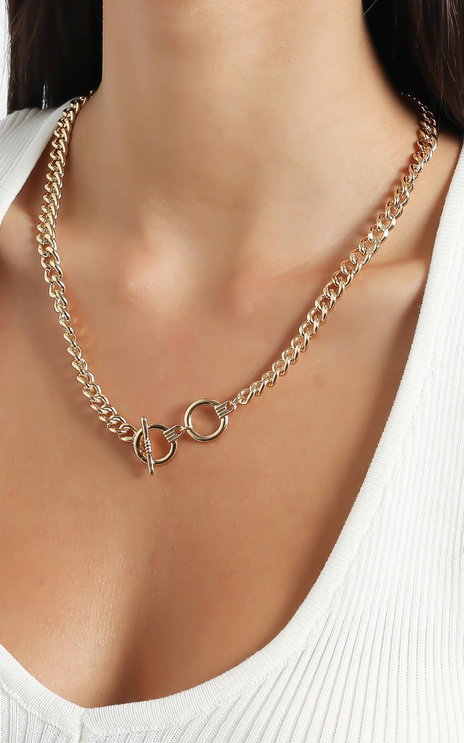 Reliquia - Portovenere Necklace in Gold, , hi-res image number null