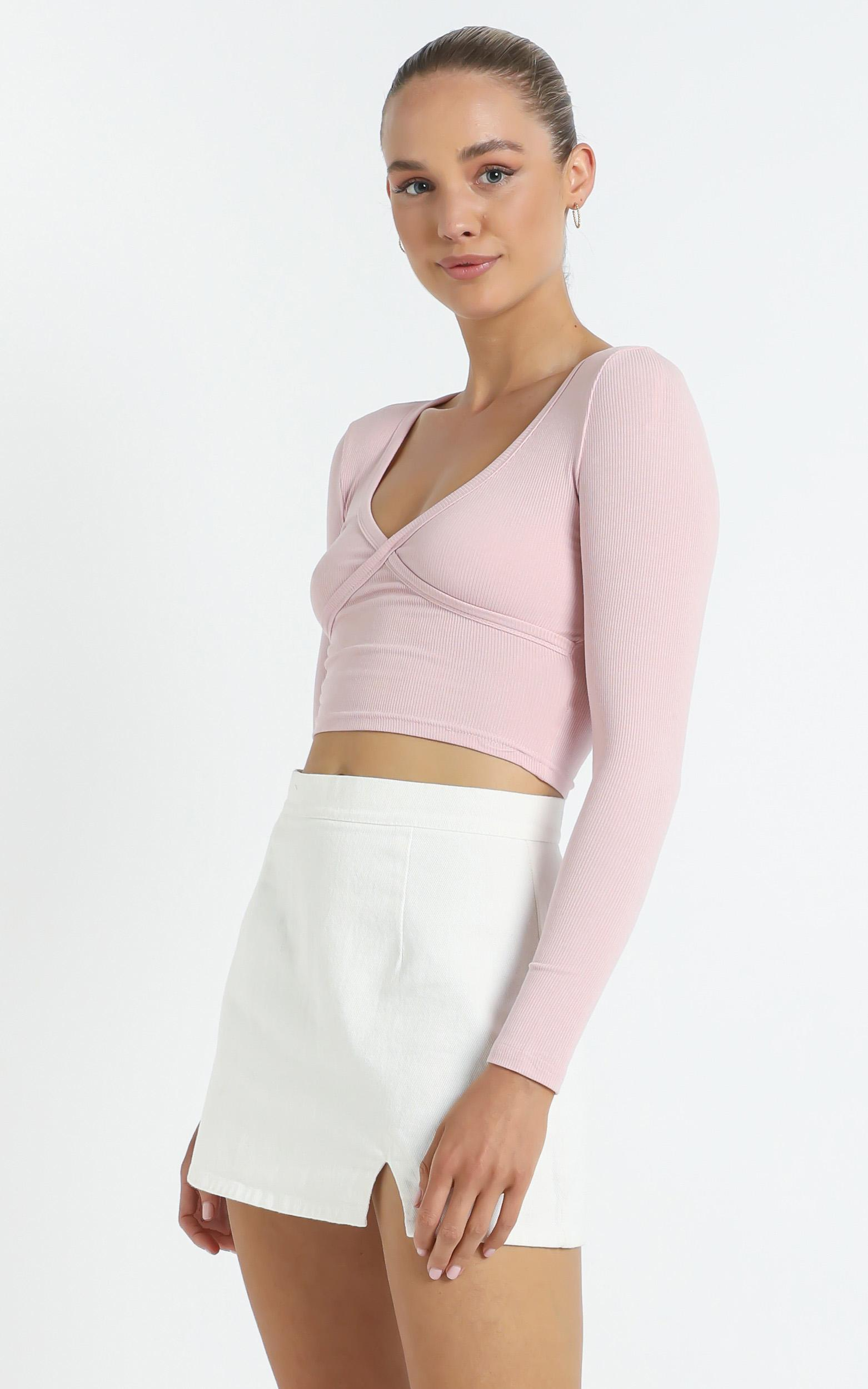 New Yorker Top in Pink - 12 (L), Pink, hi-res image number null