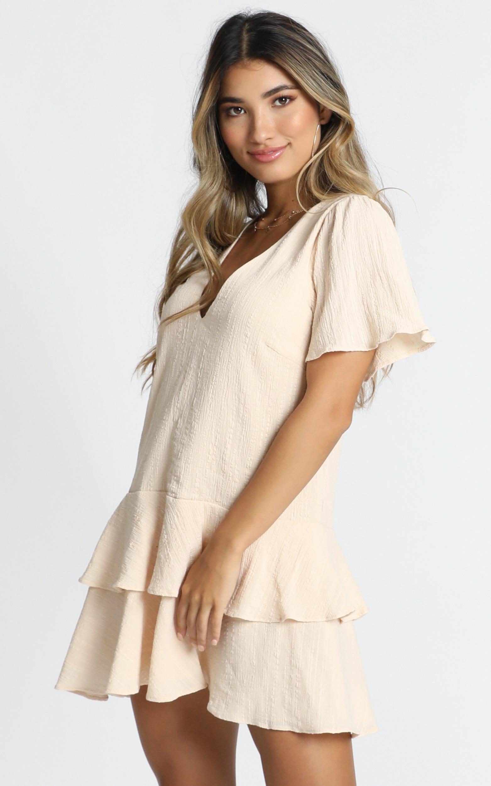 Bahama Baby Dress in beige - 20 (XXXXL), Beige, hi-res image number null