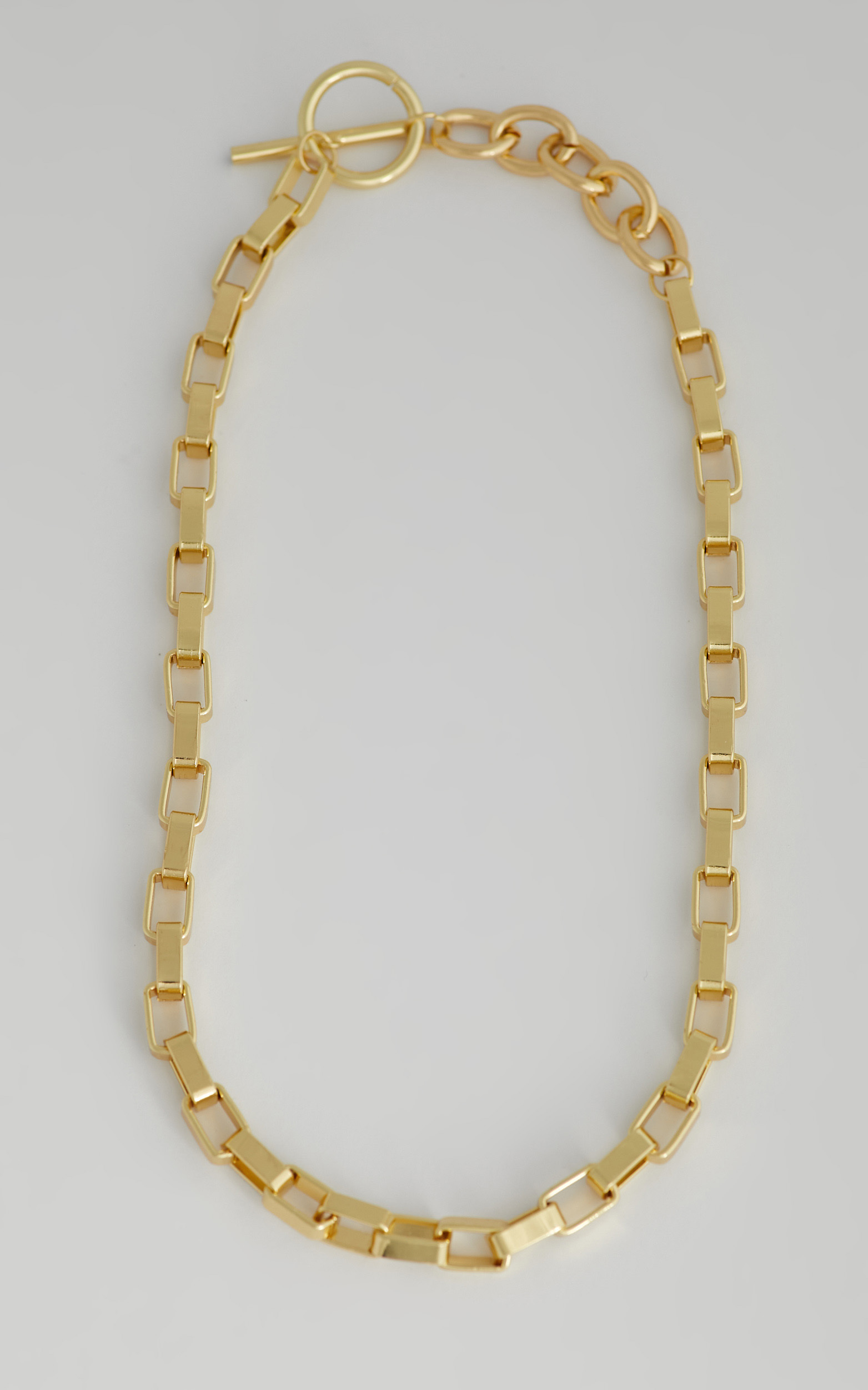 Jennie Necklace in Gold - NoSize, GLD1, hi-res image number null