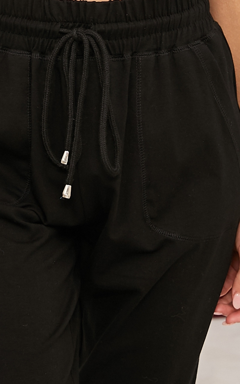 Made For This Pants In Black - 20 (XXXXL), Black, hi-res image number null