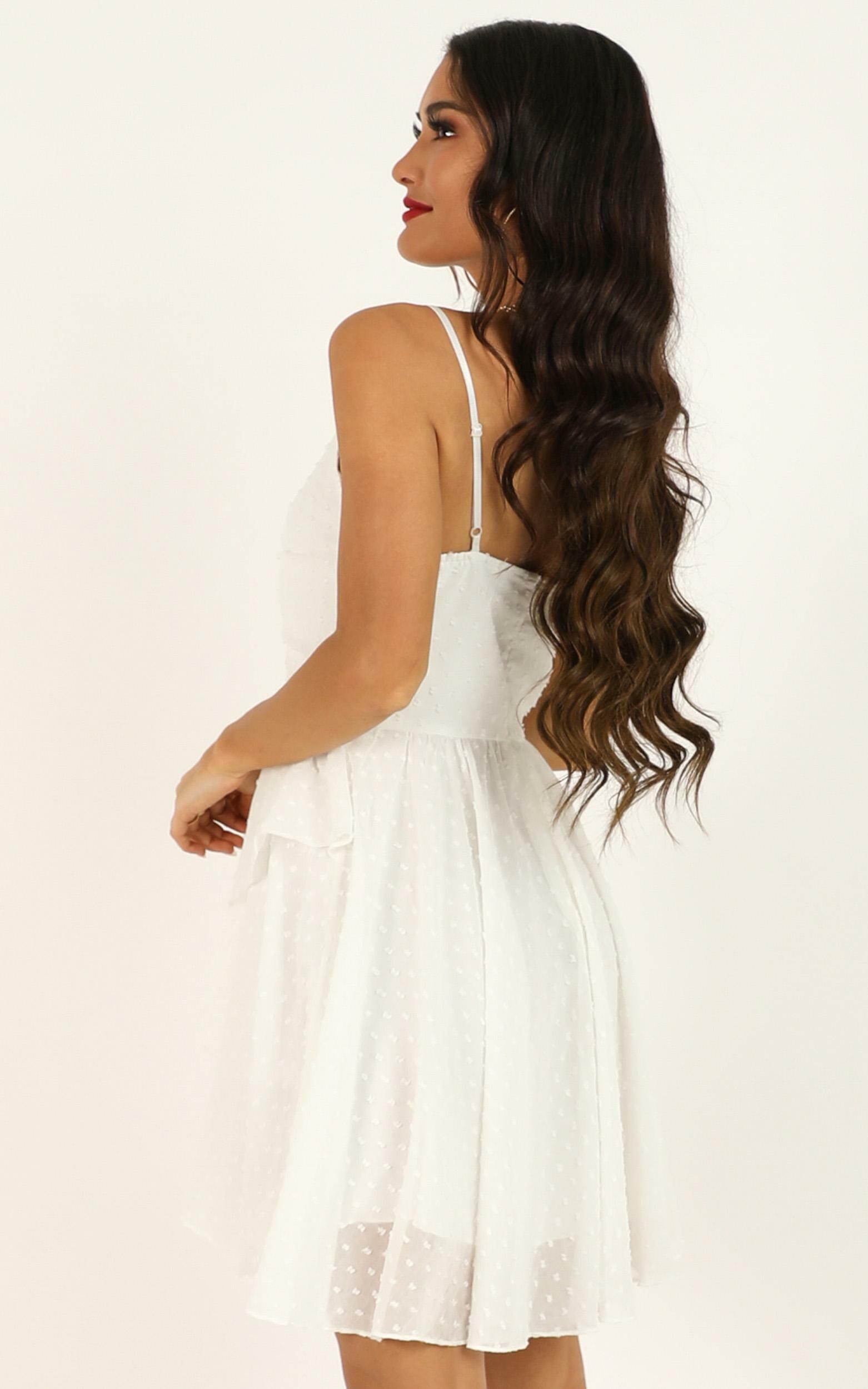 Feels Like heaven dress in white - 20 (XXXXL), White, hi-res image number null