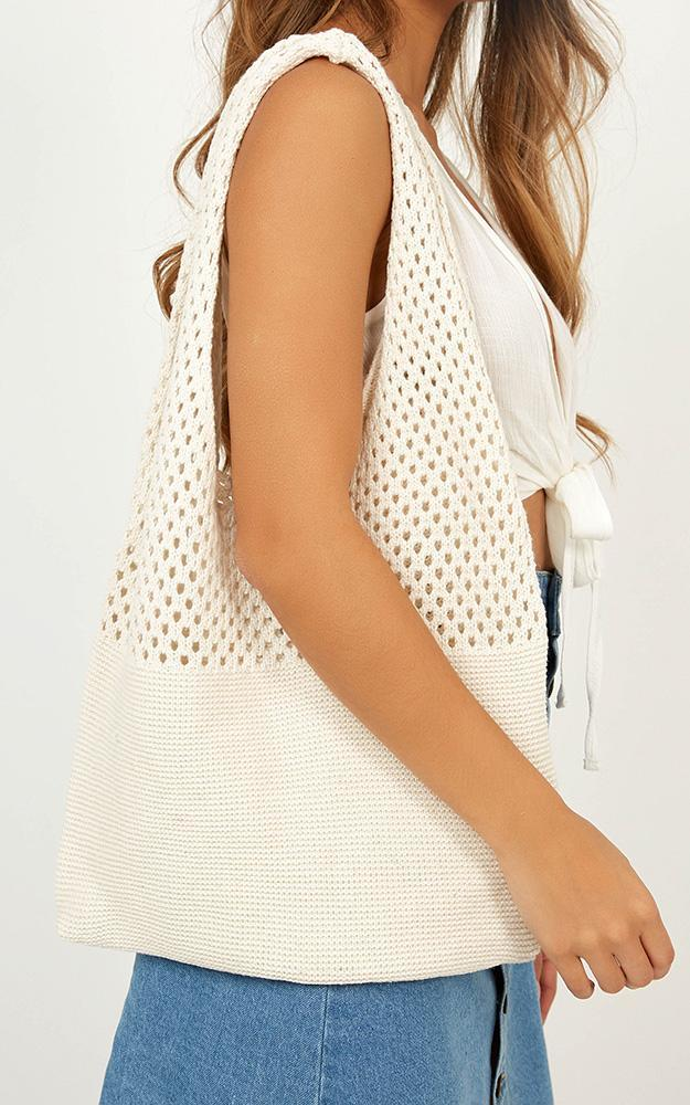 Such Sweet Nothing Bag In White, , hi-res image number null