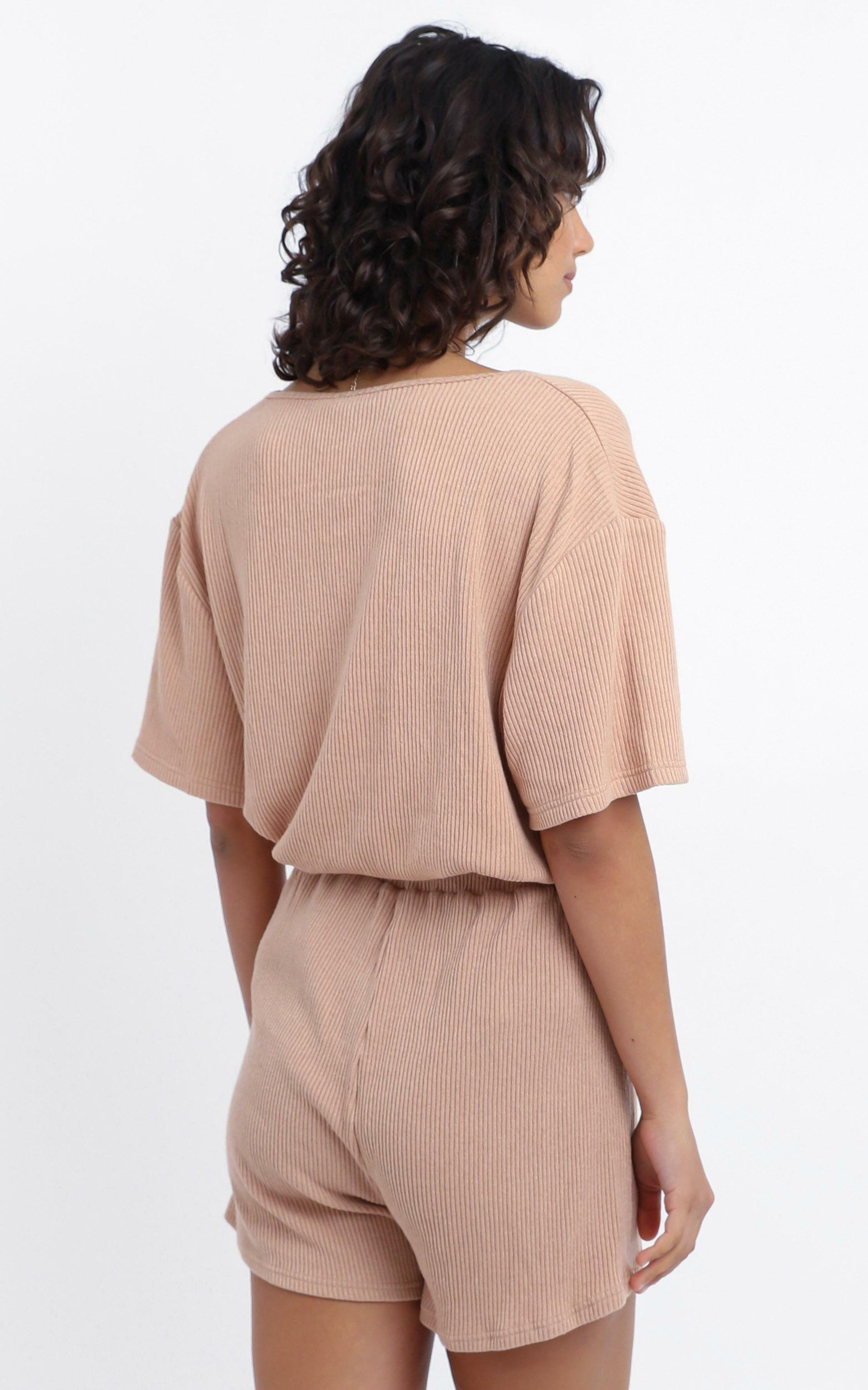 Avalon Shorts in Tan - 12 (L), BRN1, hi-res image number null