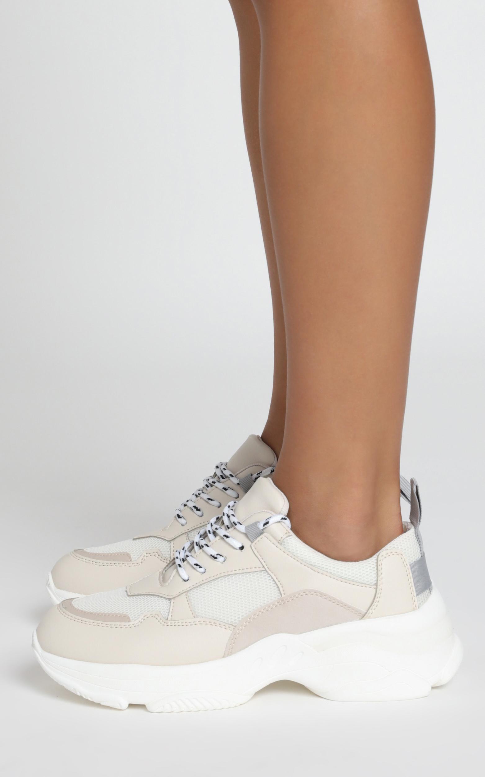Billini - Stassi sneakers in beige - 5, Beige, hi-res image number null