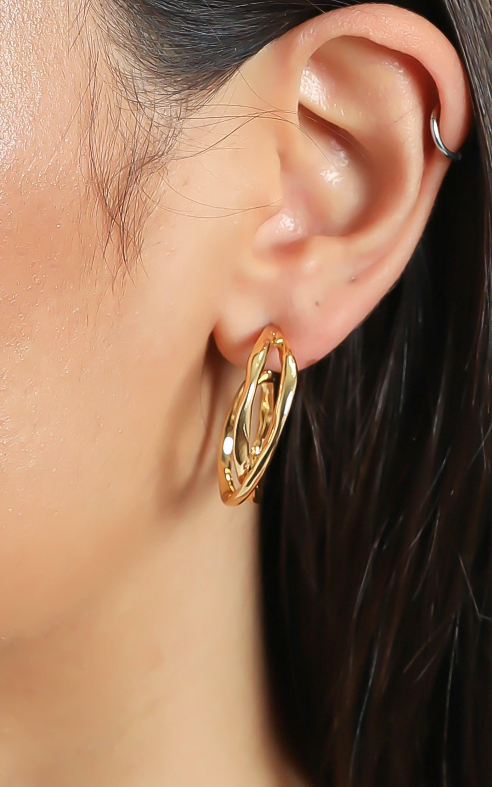 Reliquia - Devotion Earrings in Gold, GLD1, hi-res image number null