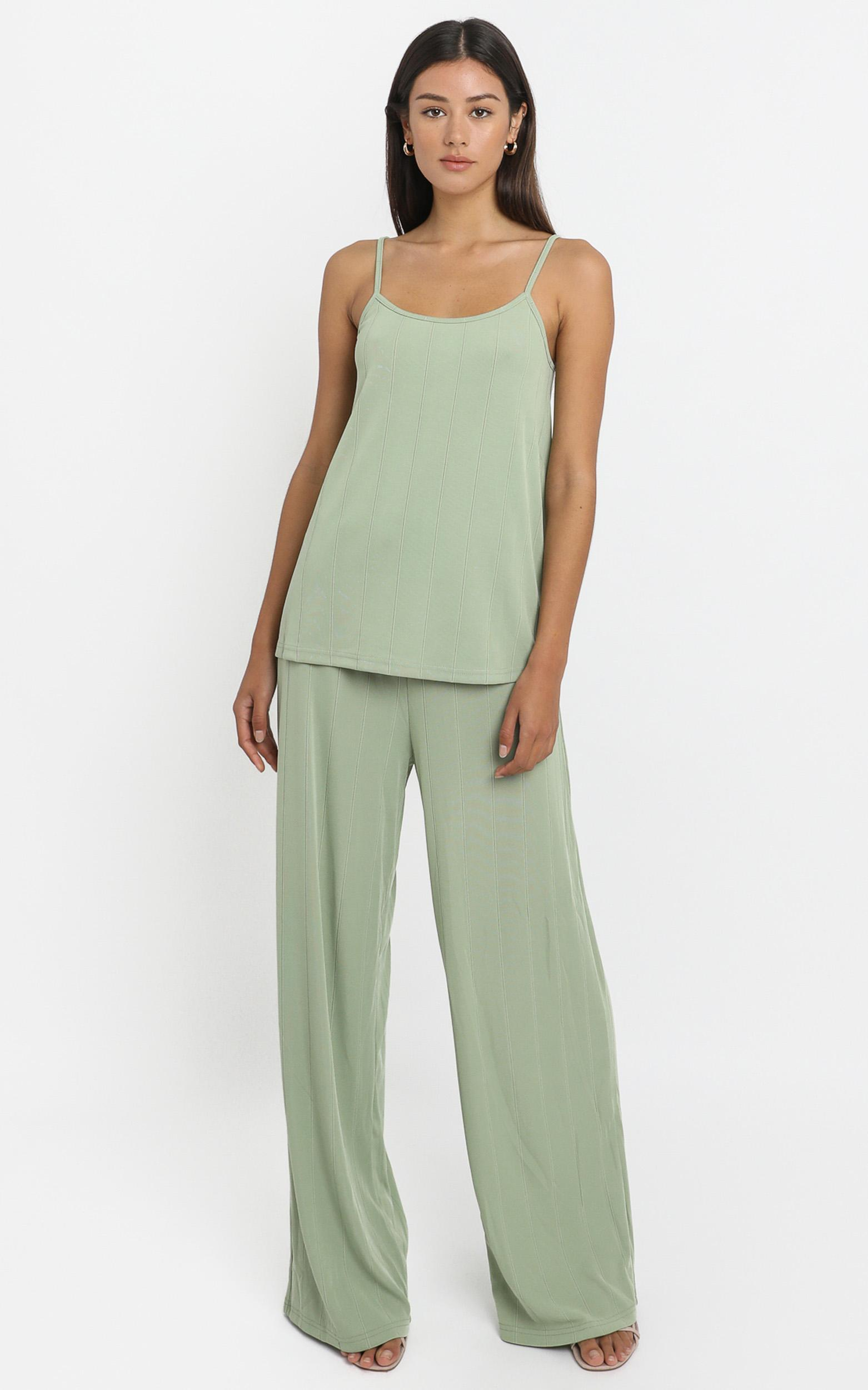 Element Pants in Olive - 6 (XS), Green, hi-res image number null