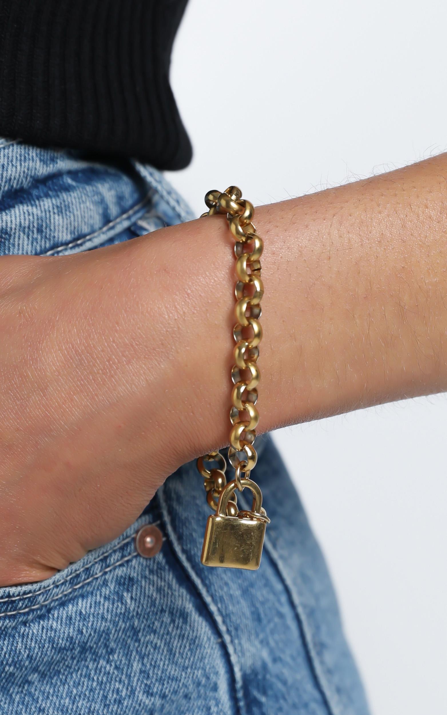 Auley Bracelet in Gold, , hi-res image number null