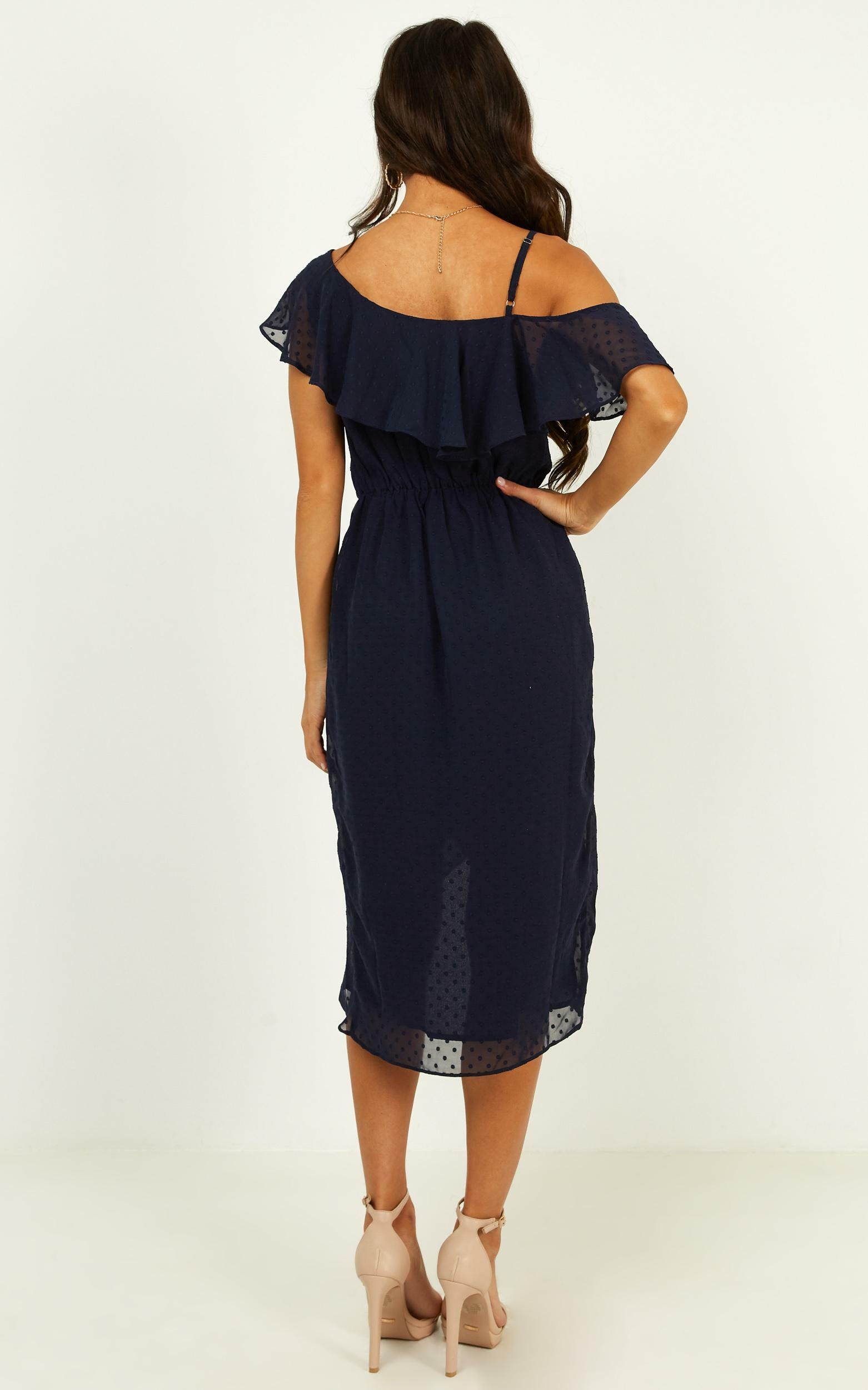 About You Dress in navy - 12 (L), Navy, hi-res image number null