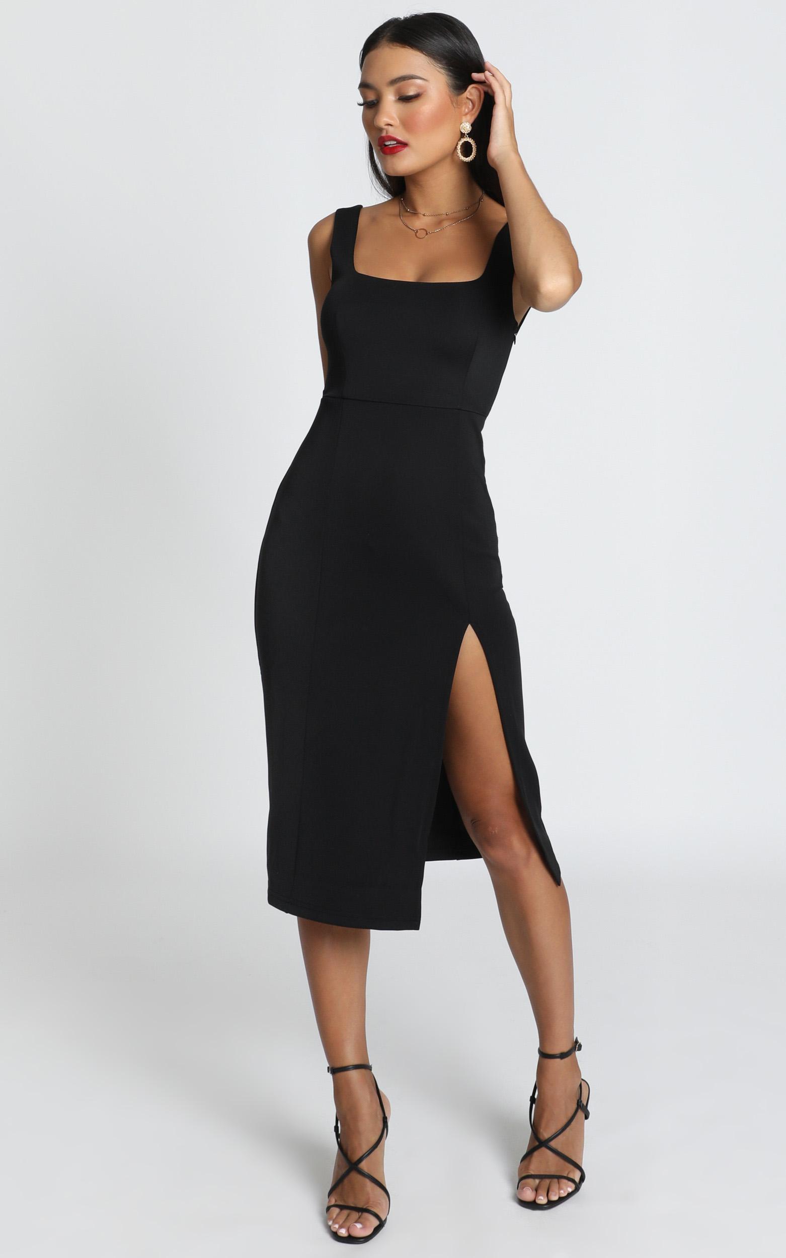 Mini Love Dress in black - 6 (XS), Black, hi-res image number null