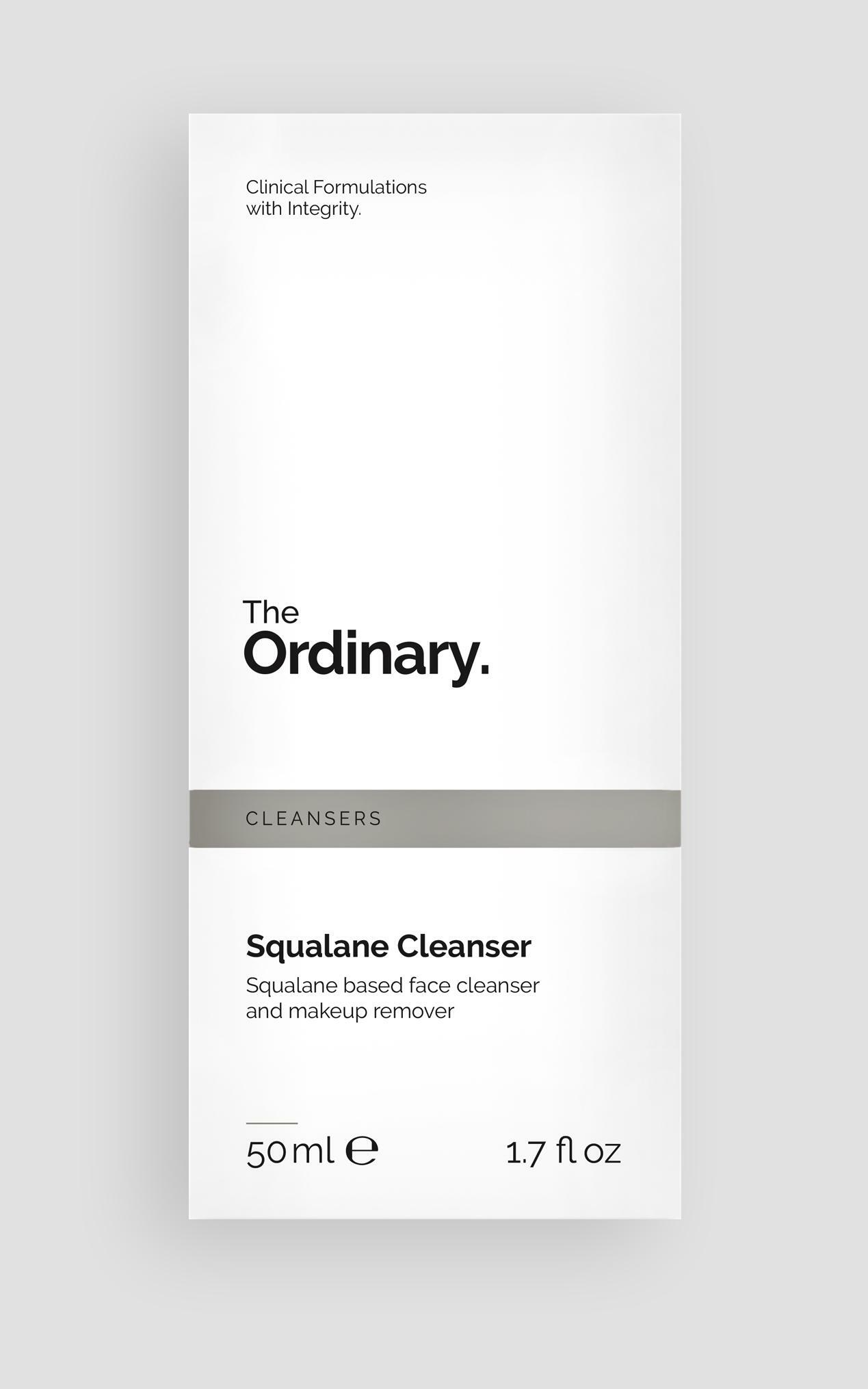 The Ordinary - Squalane Cleanser - 50ml , Clear, hi-res image number null