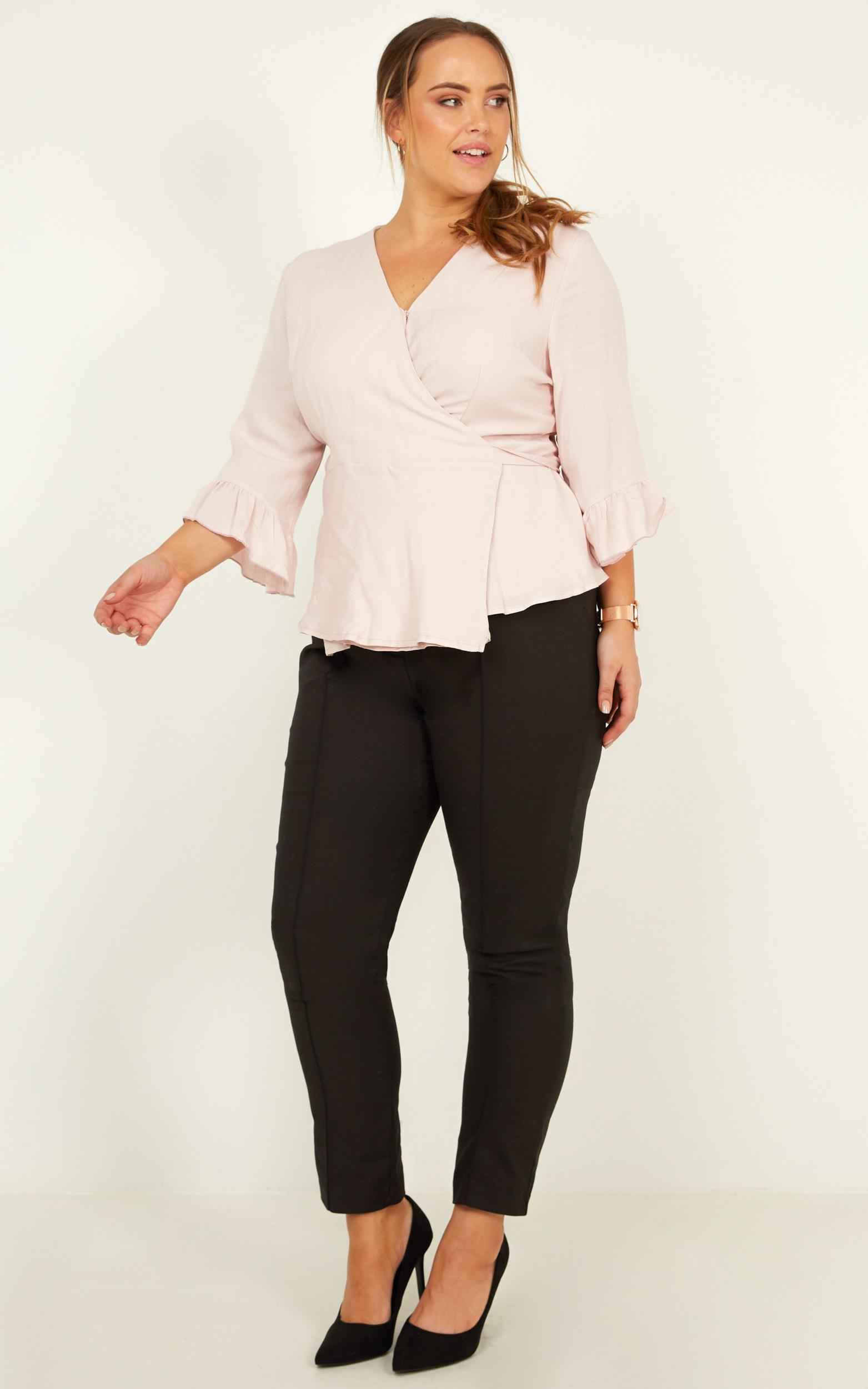 Self Made Top in blush - 20 (XXXXL), Blush, hi-res image number null
