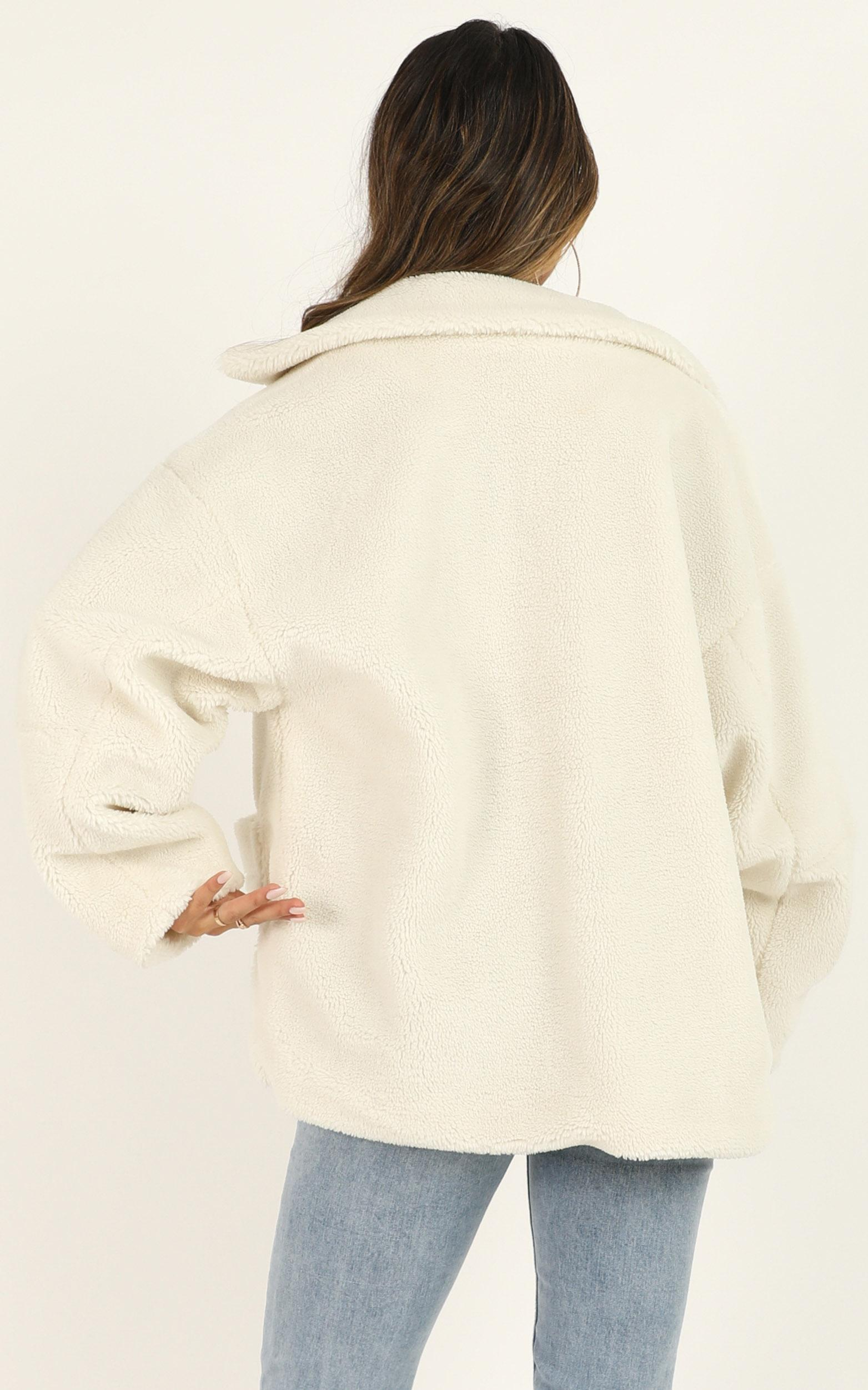 Forever Lasting Jacket in cream - 20 (XXXXL), Cream, hi-res image number null