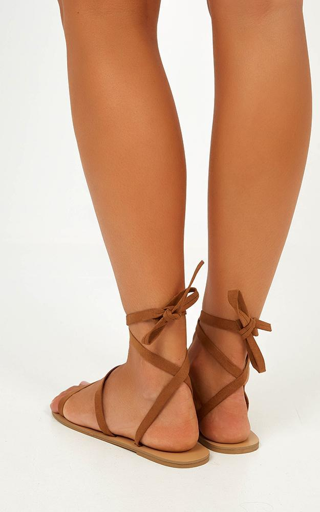 Billini - Carolla sandals in tan micro - 10, Tan, hi-res image number null