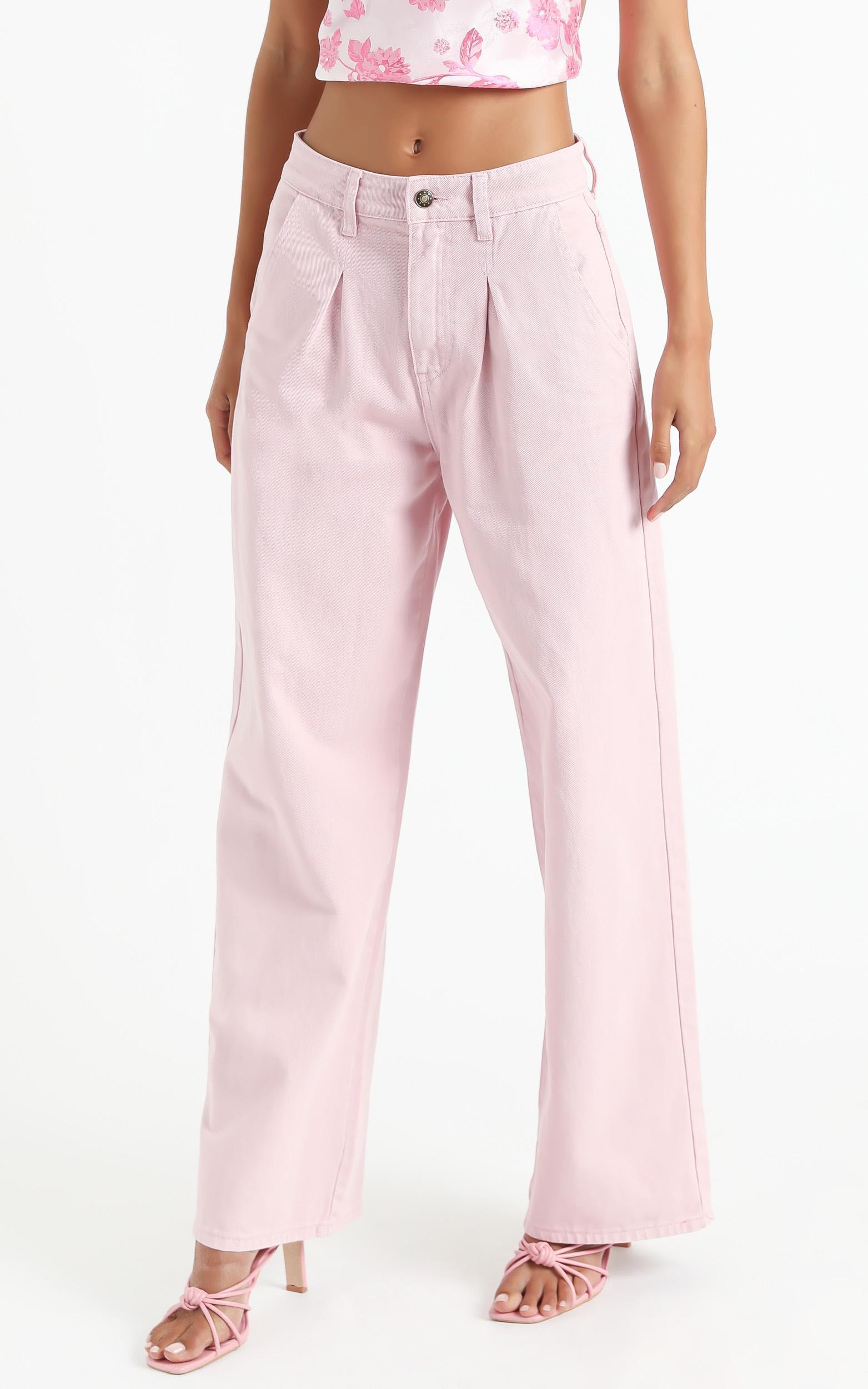 Lioness - Birken Jean in Pink - XS, PNK7, hi-res image number null