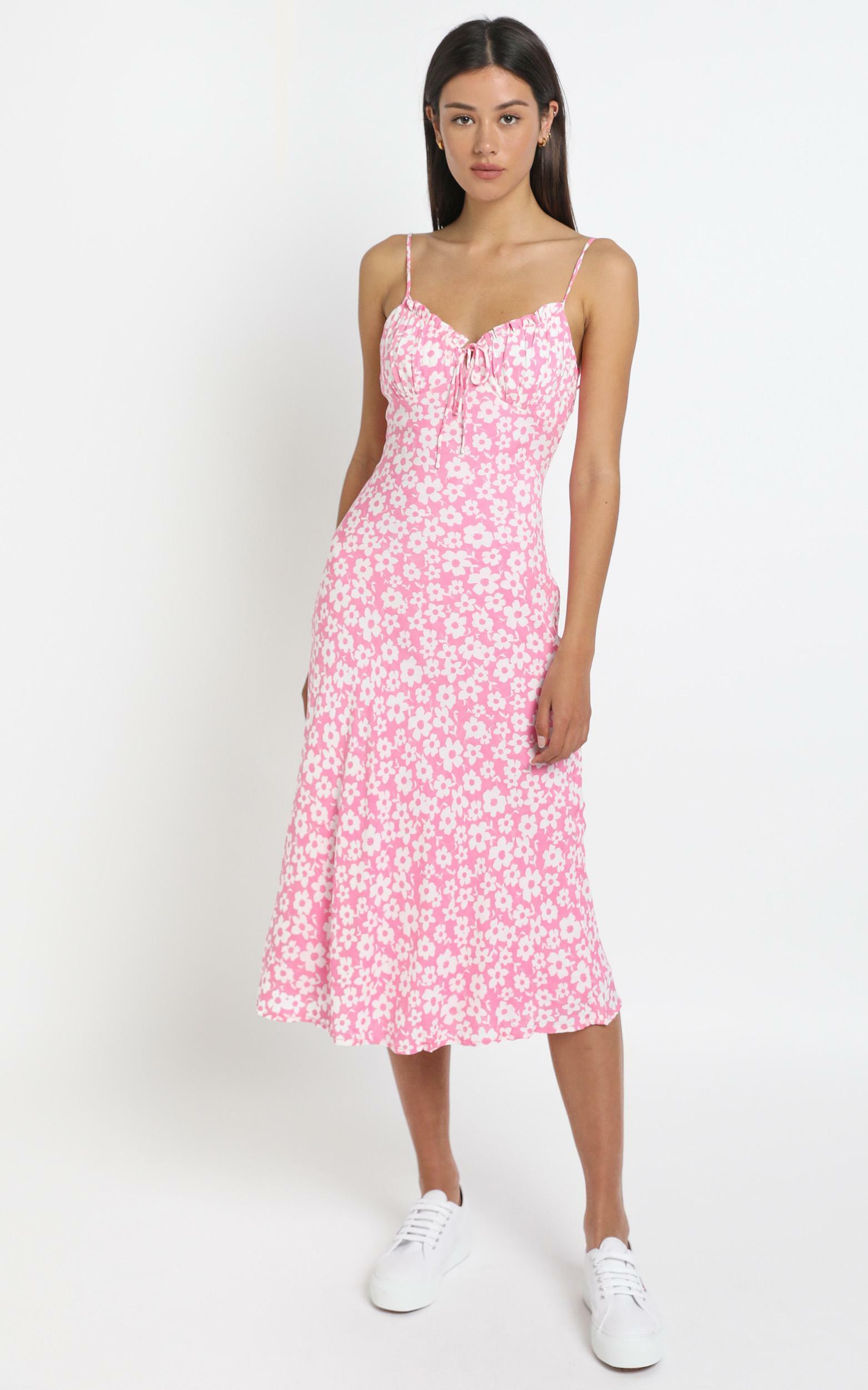 Massachusetts Dress in pink - 8 (S), PNK1, hi-res image number null