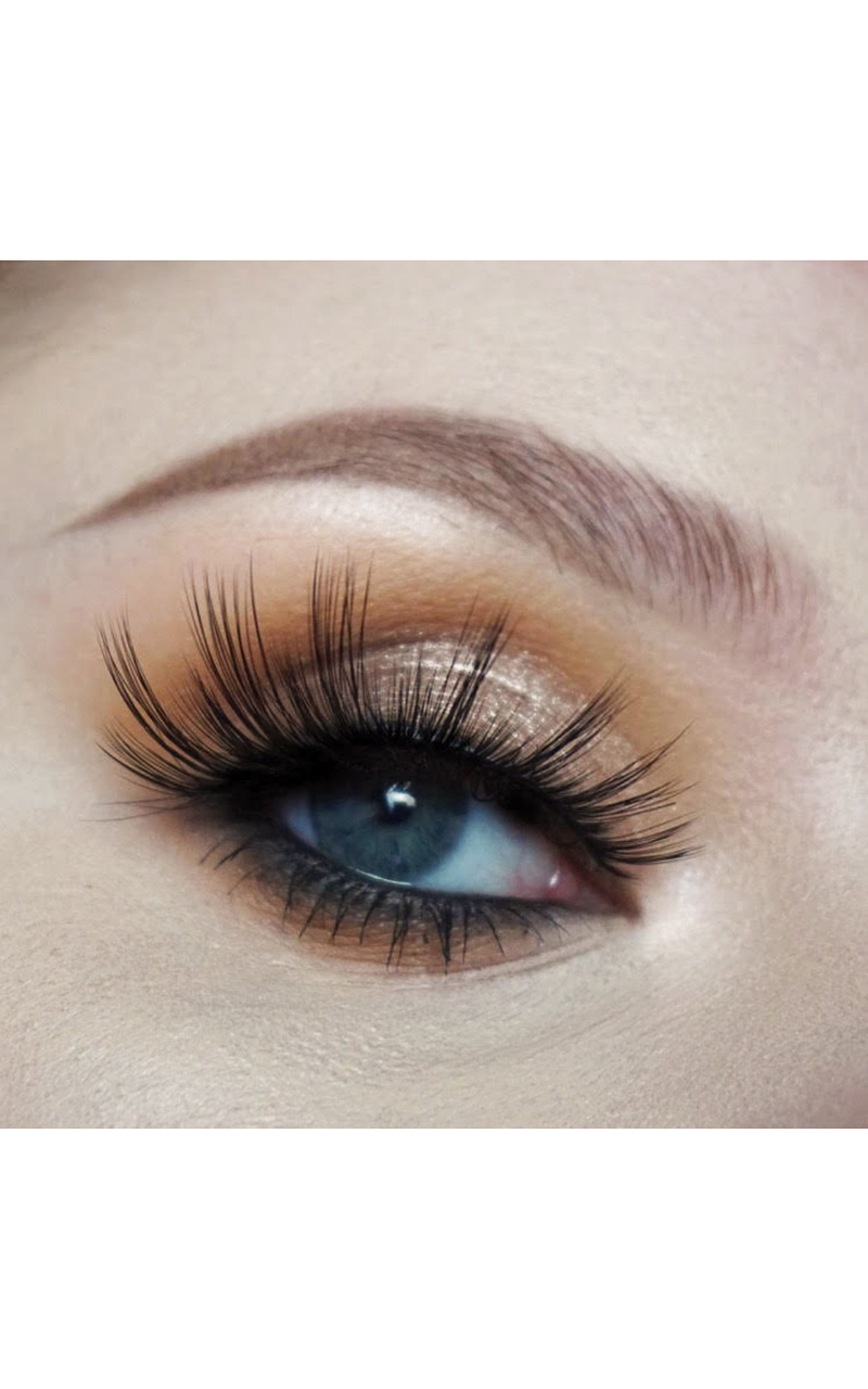 Land of Lashes - Faux mink in Allure, , hi-res image number null