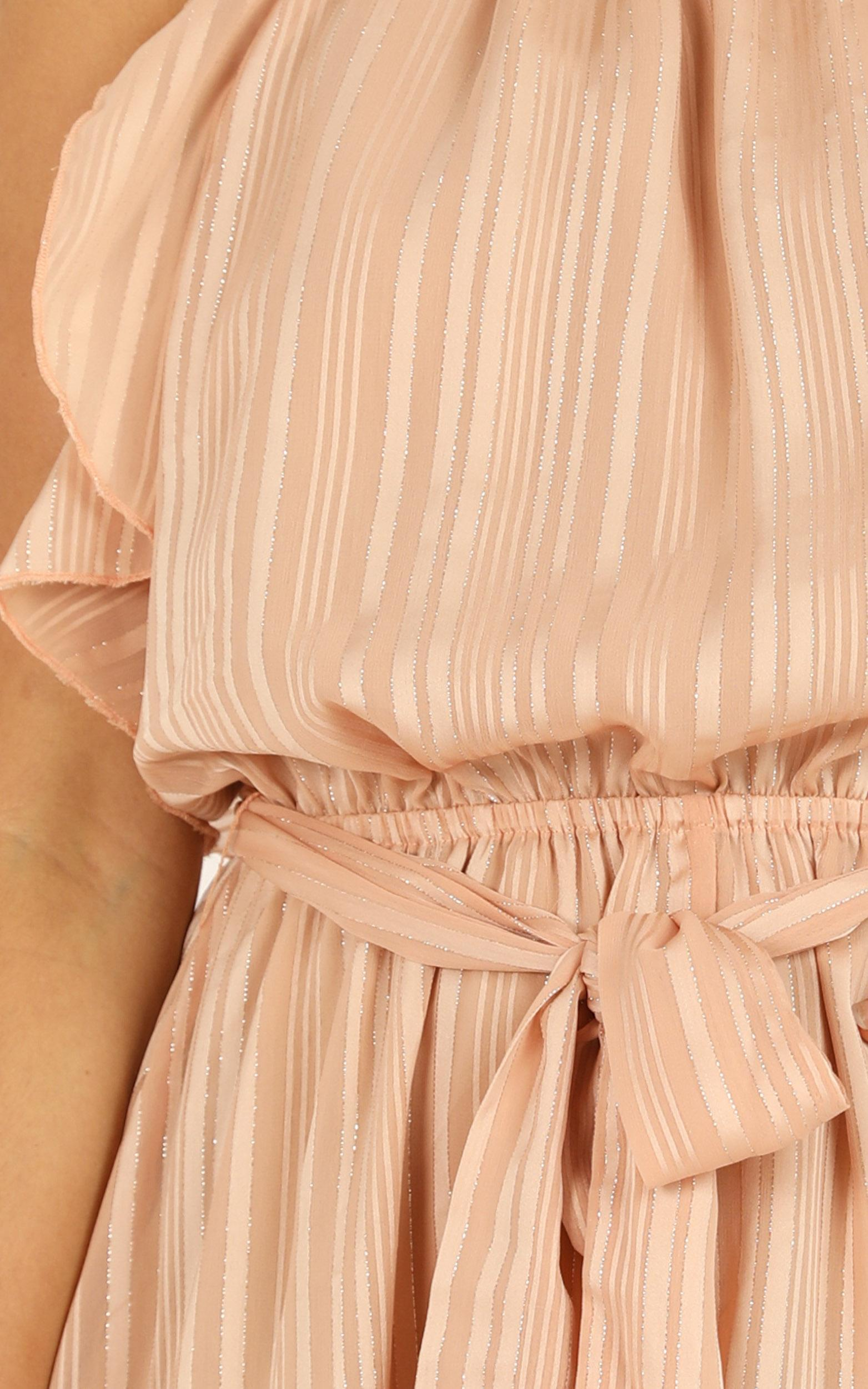 How Can I Breathe Dress in blush - 18 (XXXL), Blush, hi-res image number null