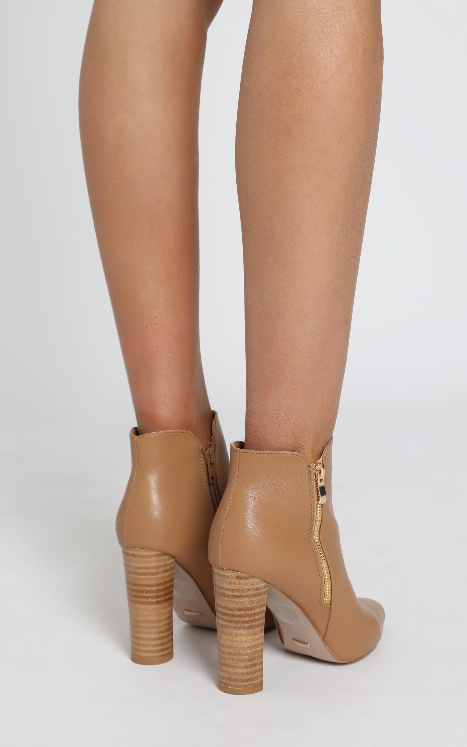 Billini - Kahli Boots in tawny - 5, Brown, hi-res image number null