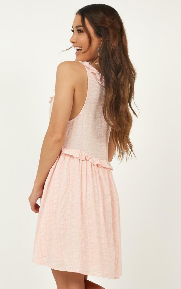 Suncity Dress in blush - 12 (L), Blush, hi-res image number null