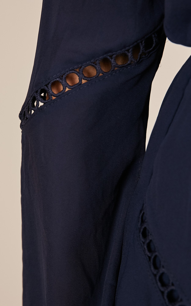 Luck Of The Draw dress in navy - 20 (XXXXL), Navy, hi-res image number null