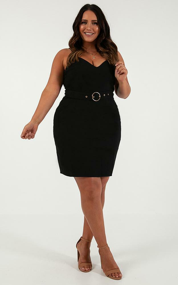 Moment Of Love Dress in black - 14 (XL), Black, hi-res image number null
