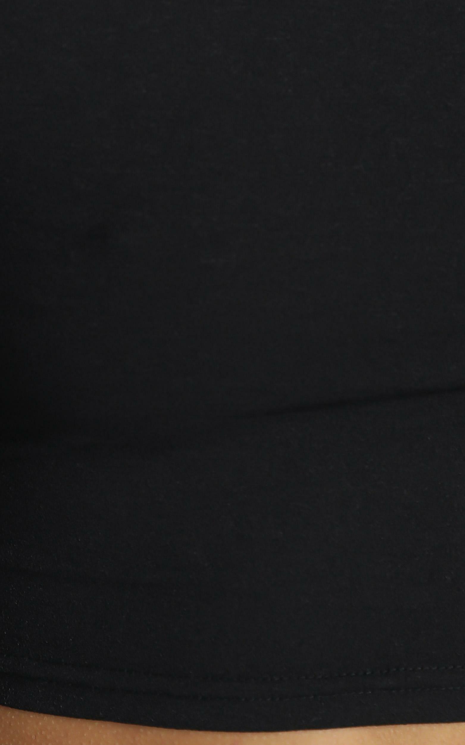Arabella Top in Black - 12 (L), Black, hi-res image number null