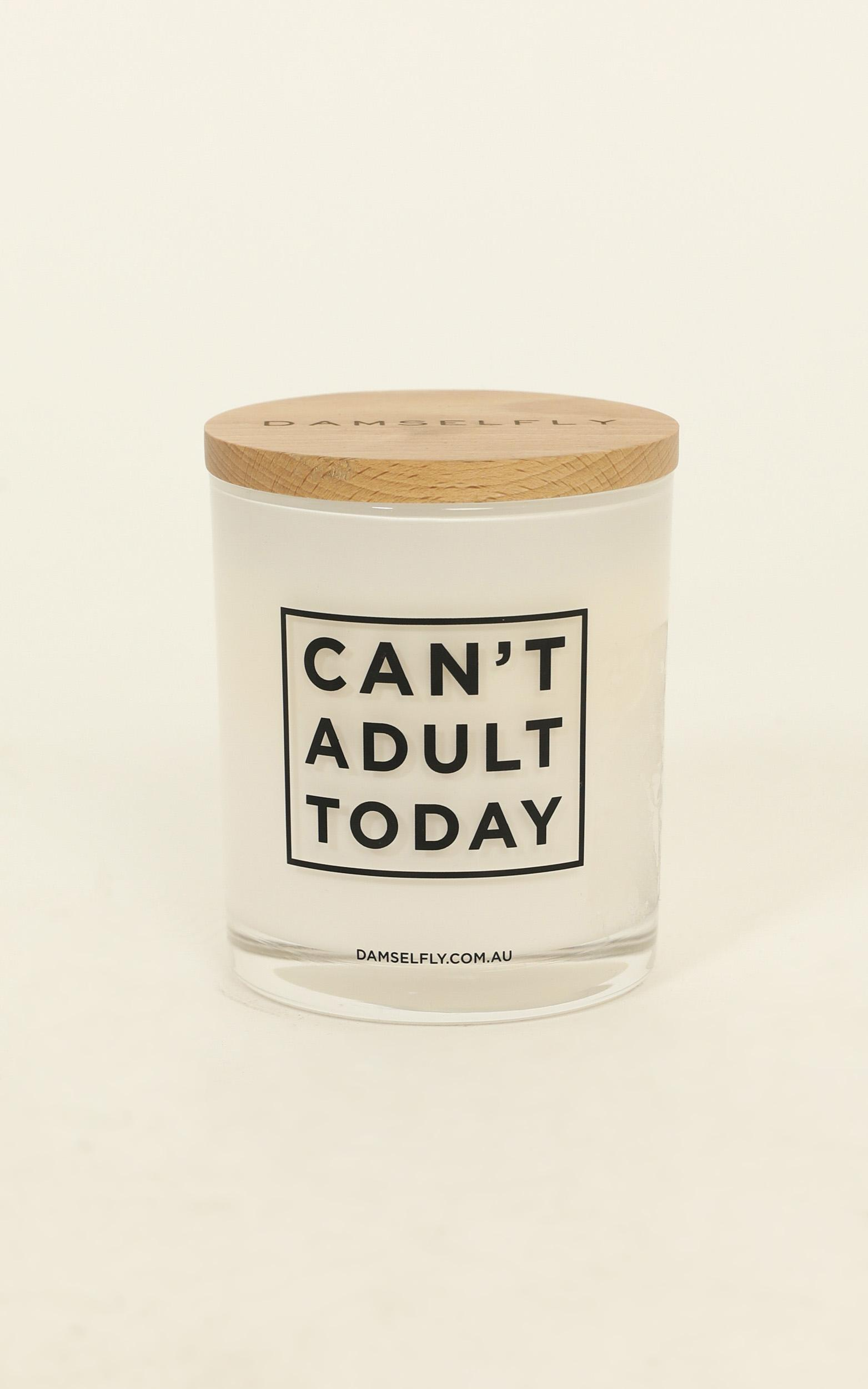 Cant Adult Today Candle 450g, , hi-res image number null